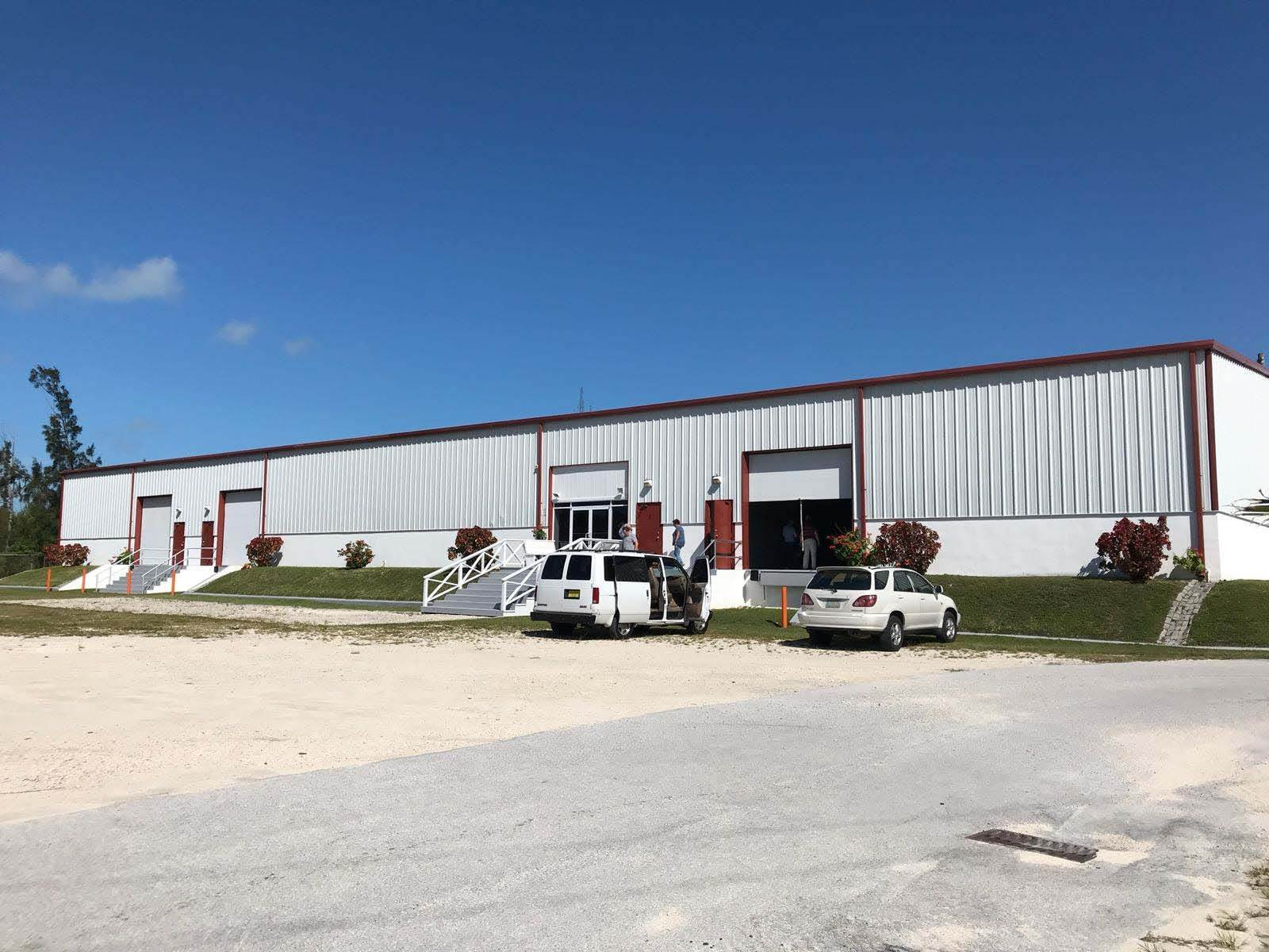 Commercial for Rent at Superb Warehouse Space in Civic Industrial Area of Grand Bahama Civic Industrial Area, Freeport And Grand Bahama, Bahamas