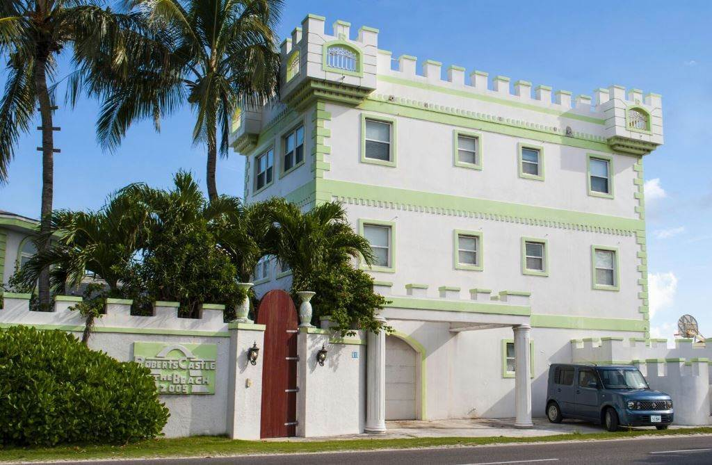 Single Family Homes for Rent at Seaside Castle, West Bay Street West Bay Street, Nassau And Paradise Island, Bahamas