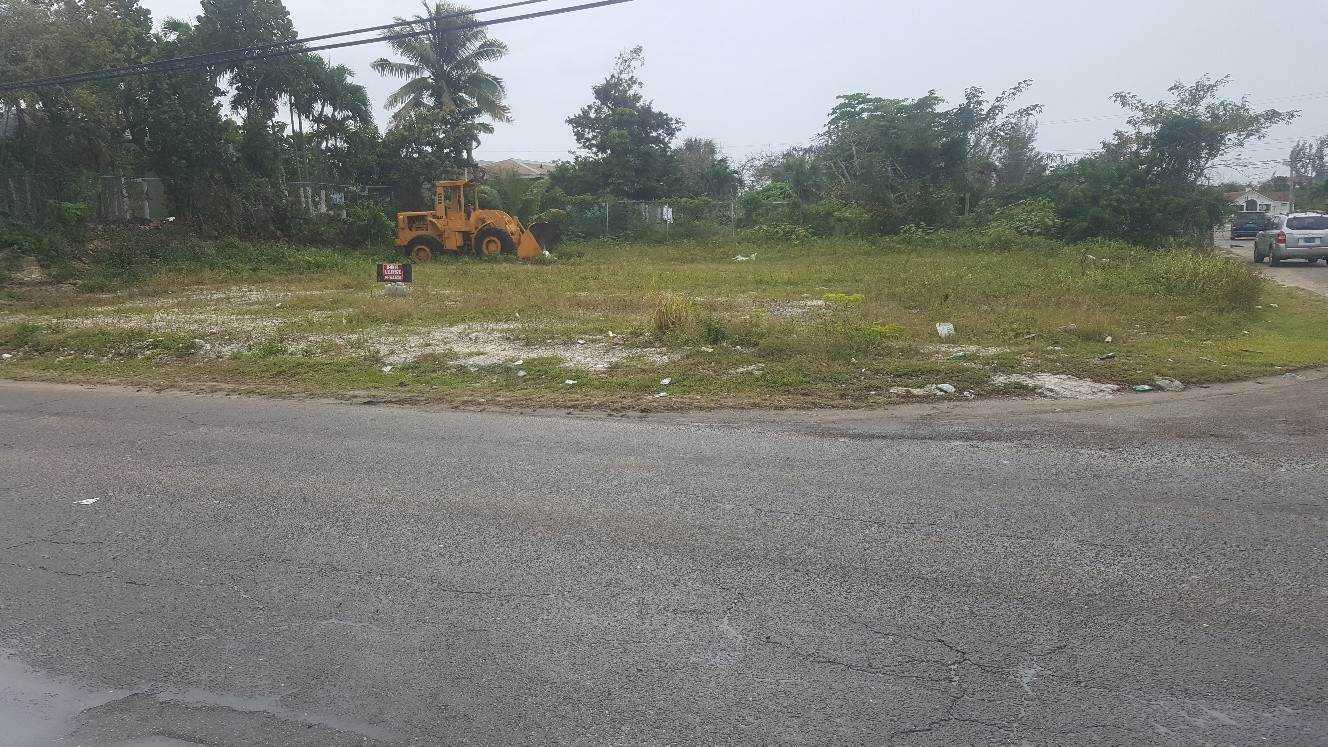 Land Only for Rent at Vacant Corner Lot on East Street South for Lease East Street South, Nassau And Paradise Island, Bahamas