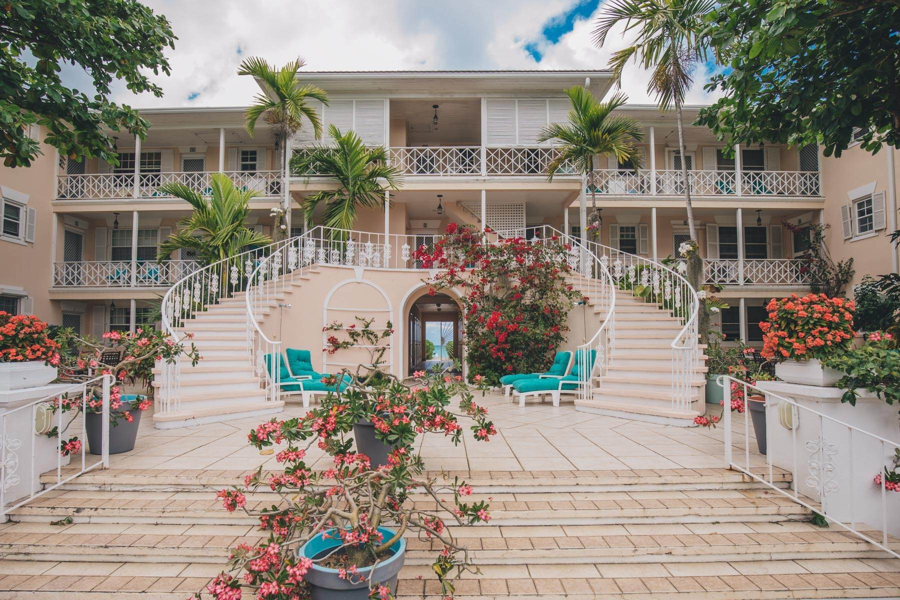 Co-op / Condo for Rent at Beachfront Condo in Island Club Cable Beach, Nassau And Paradise Island, Bahamas