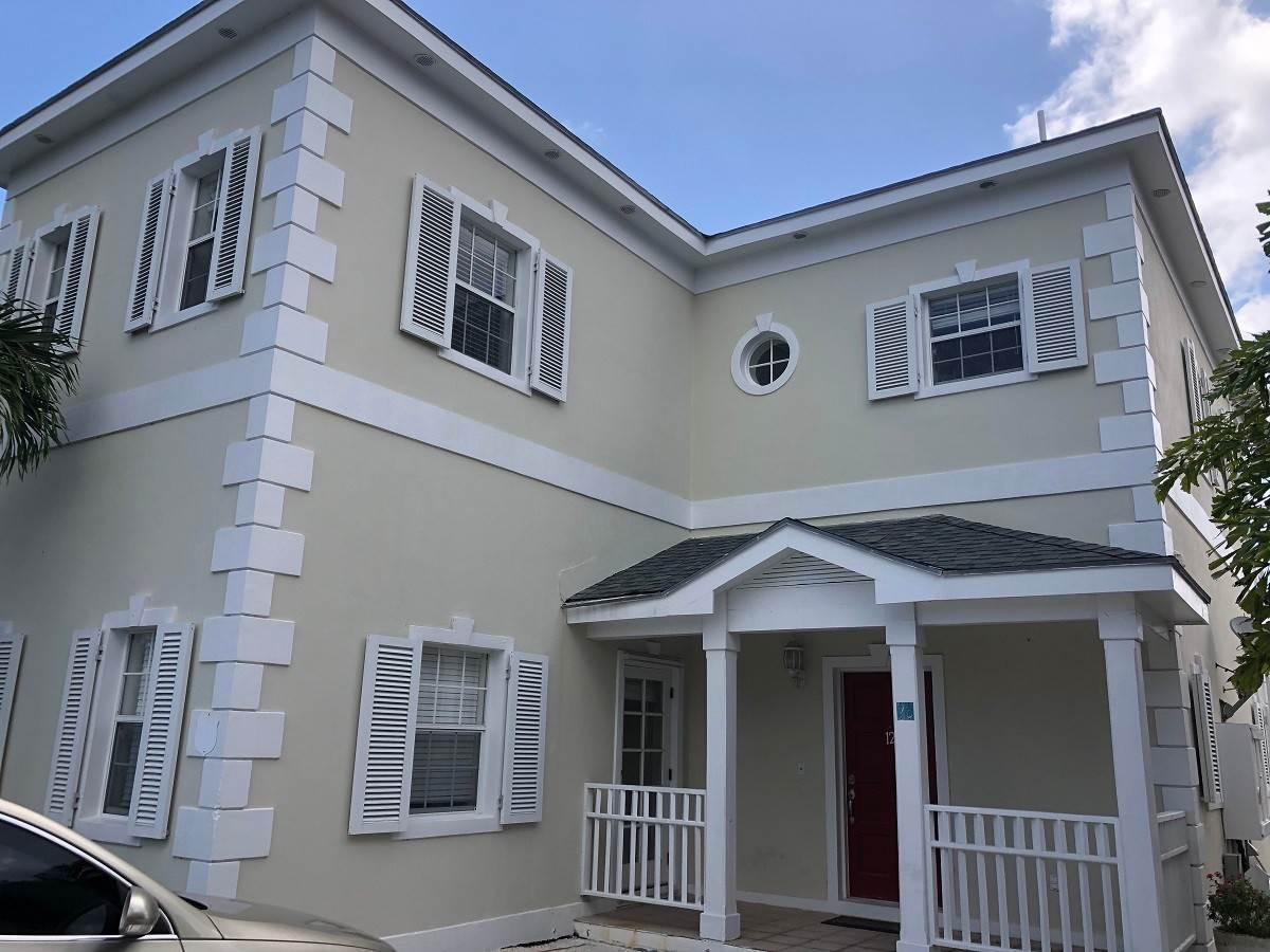 Single Family Homes for Rent at Home with dock space Jacaranda Sandyport Sandyport, Cable Beach, Nassau And Paradise Island Bahamas