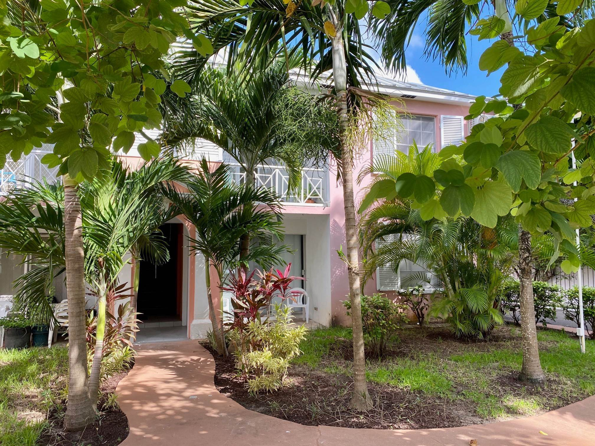 Co-op / Condo for Rent at Garden view renovated condo in the heart of Cable Beach Cable Beach, Nassau And Paradise Island, Bahamas