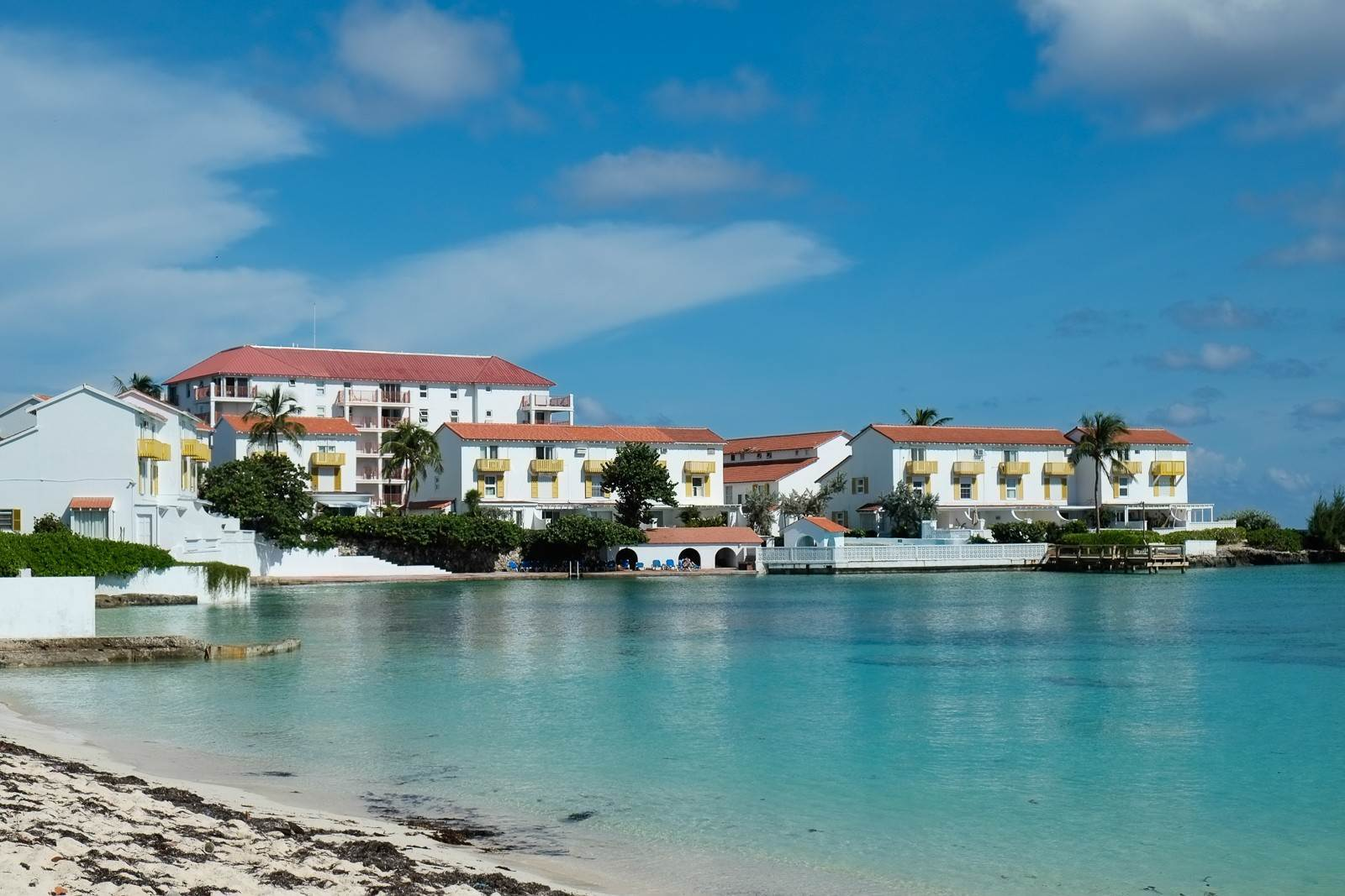 Co-op / Condo for Rent at Delaporte Ocean View Condo Delaporte Point, Nassau And Paradise Island, Bahamas