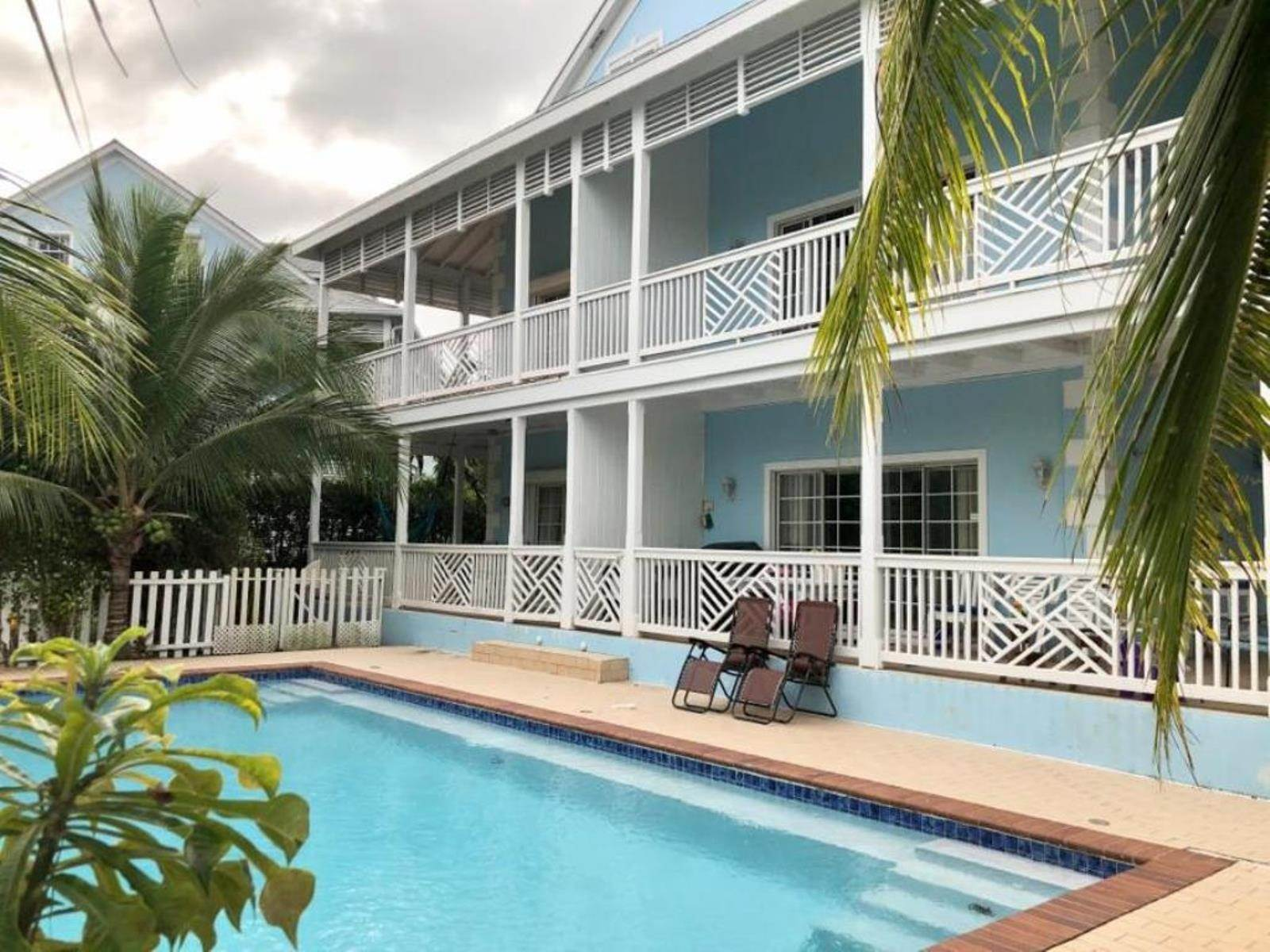 Co-op / Condo for Rent at Canal front Home at Sandyport for Rent with a Generator! Sandyport, Cable Beach, Nassau And Paradise Island Bahamas
