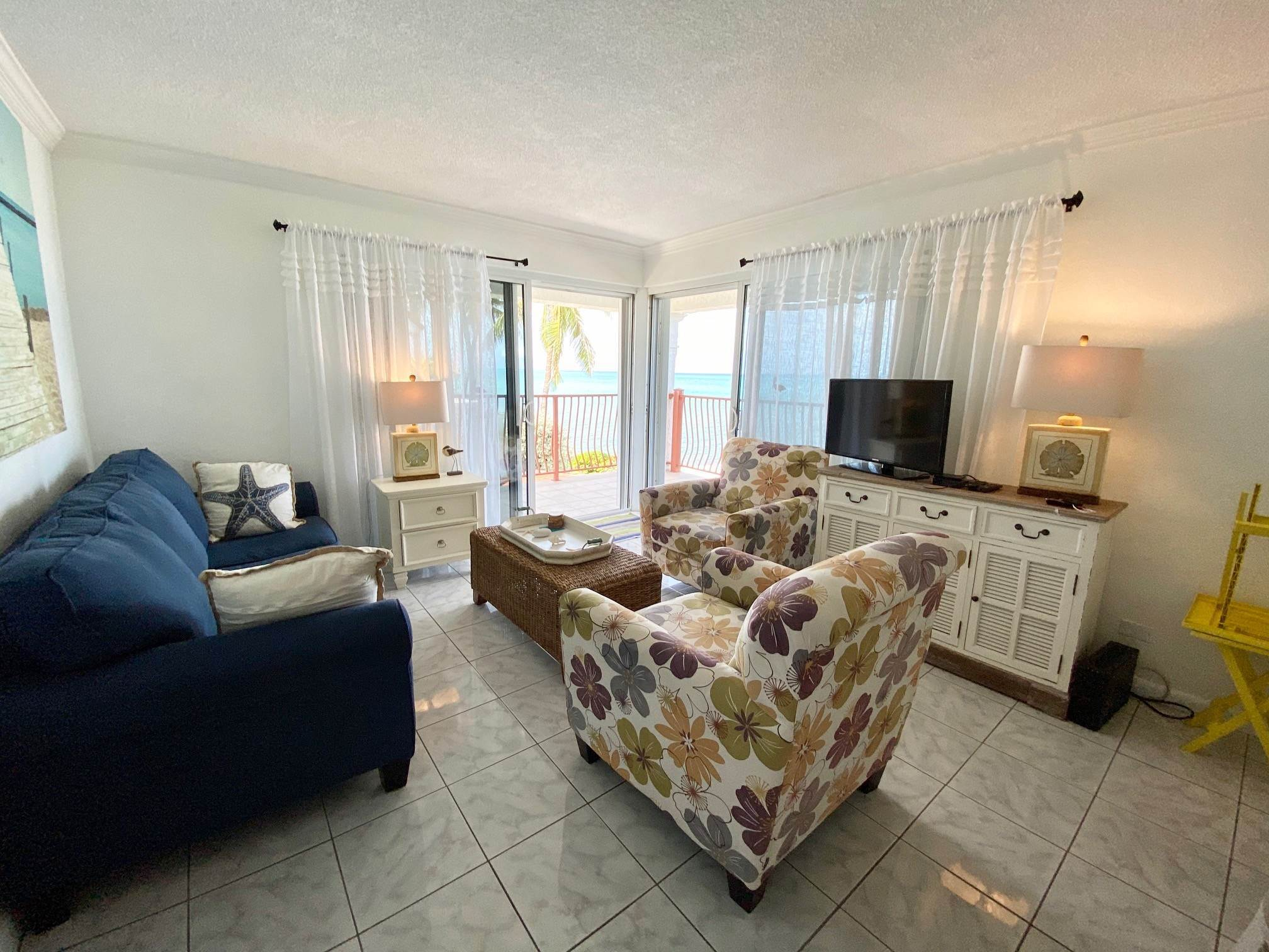 Co-op / Condo for Rent at Excellent views from this 2nd floor condo Delaporte Point, Nassau And Paradise Island, Bahamas
