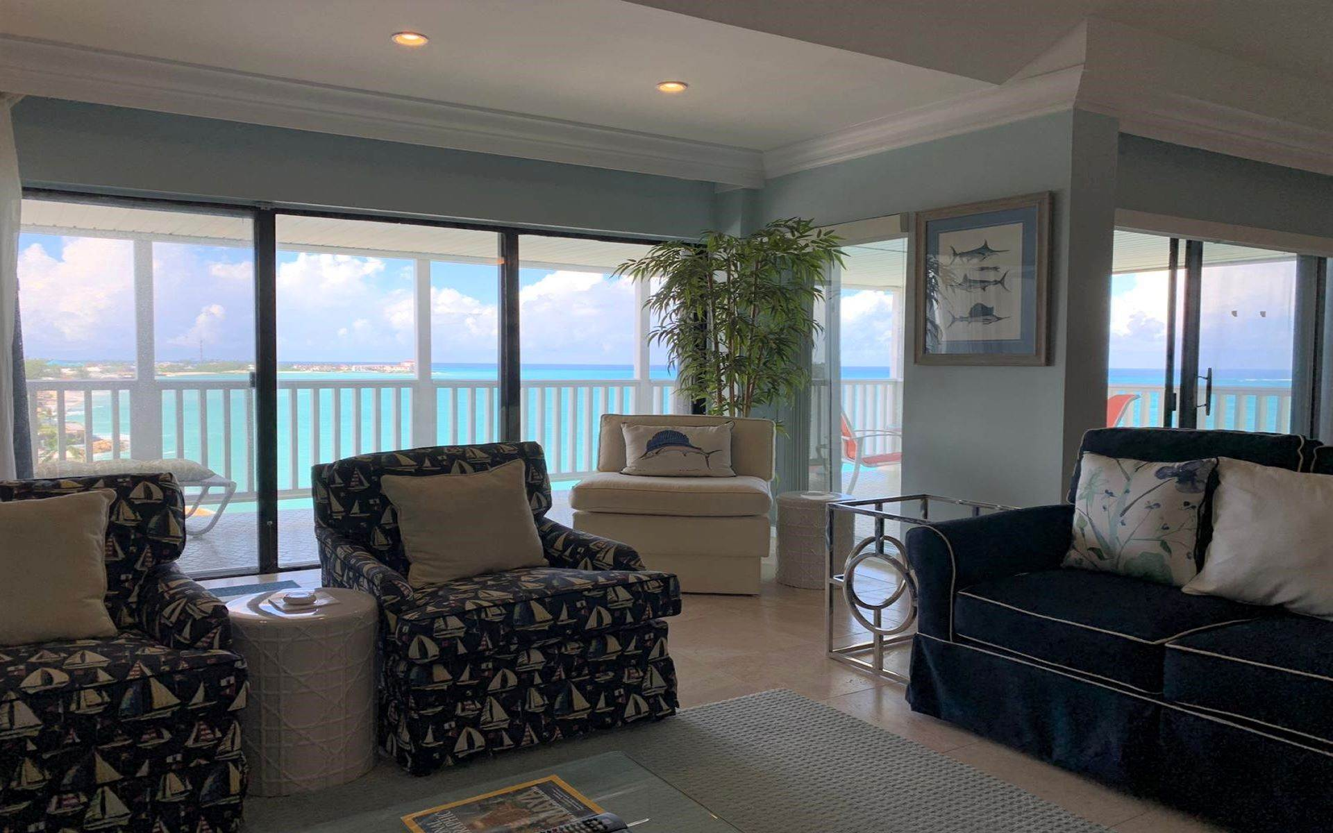 Co-op / Condo for Rent at Conchrest Condominium with Exceptional Ocean Views Conchrest, Cable Beach, Nassau And Paradise Island Bahamas