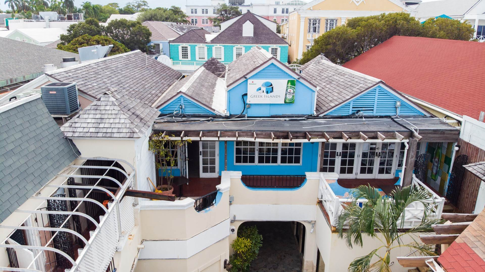 Commercial for Rent at Large Restaurant Space overlooking Bay St - MLS 43156 Bay Street, Nassau And Paradise Island, Bahamas