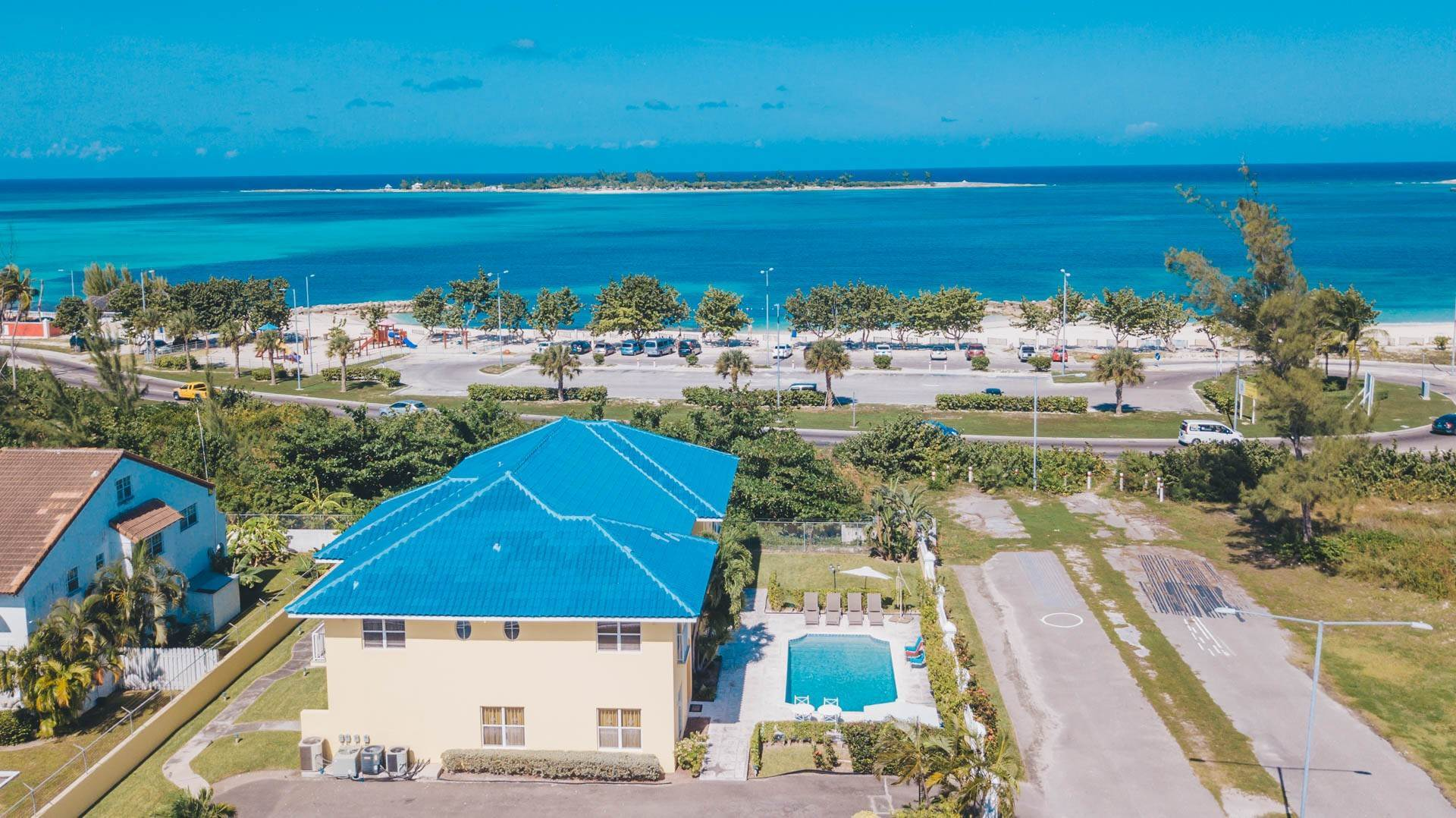 Co-op / Condo for Rent at Turn-key Oceanview Townhouse in Vista Marina - MLS 43341 West Bay Street, Nassau And Paradise Island, Bahamas