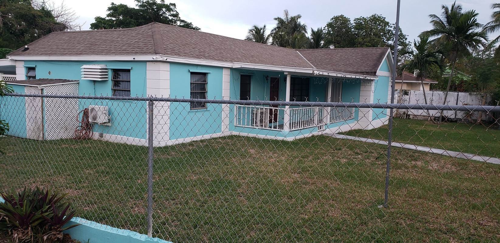 Single Family Homes for Rent at 3 Bed 2 Bath Residence #7 Vanga Court, Blair Estates - MLS 43817 Blair Estates, Eastern Road, Nassau And Paradise Island Bahamas