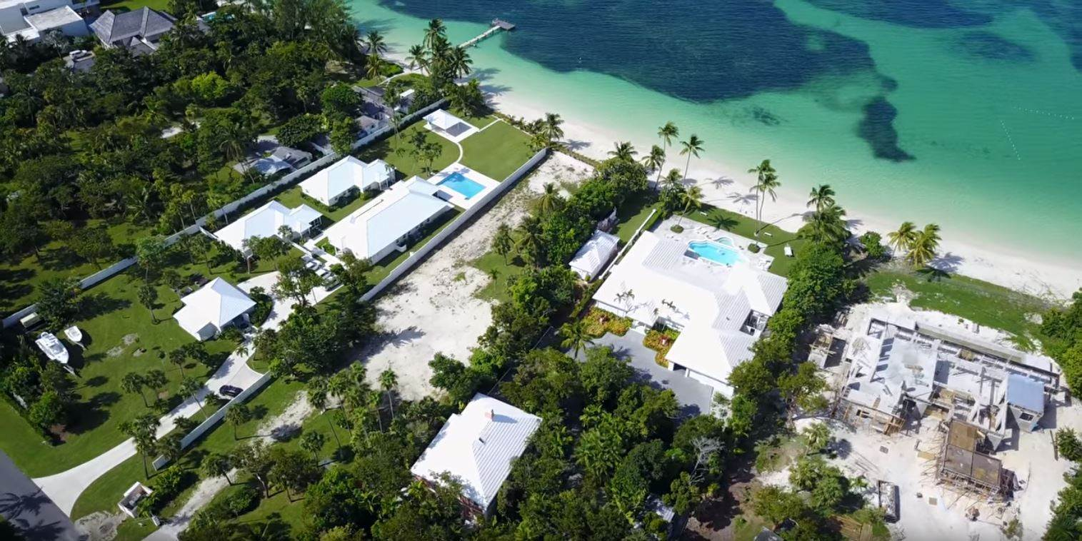 10. Land for Sale at Lyford Cay Beachfront Lot Lyford Cay, Nassau And Paradise Island, Bahamas