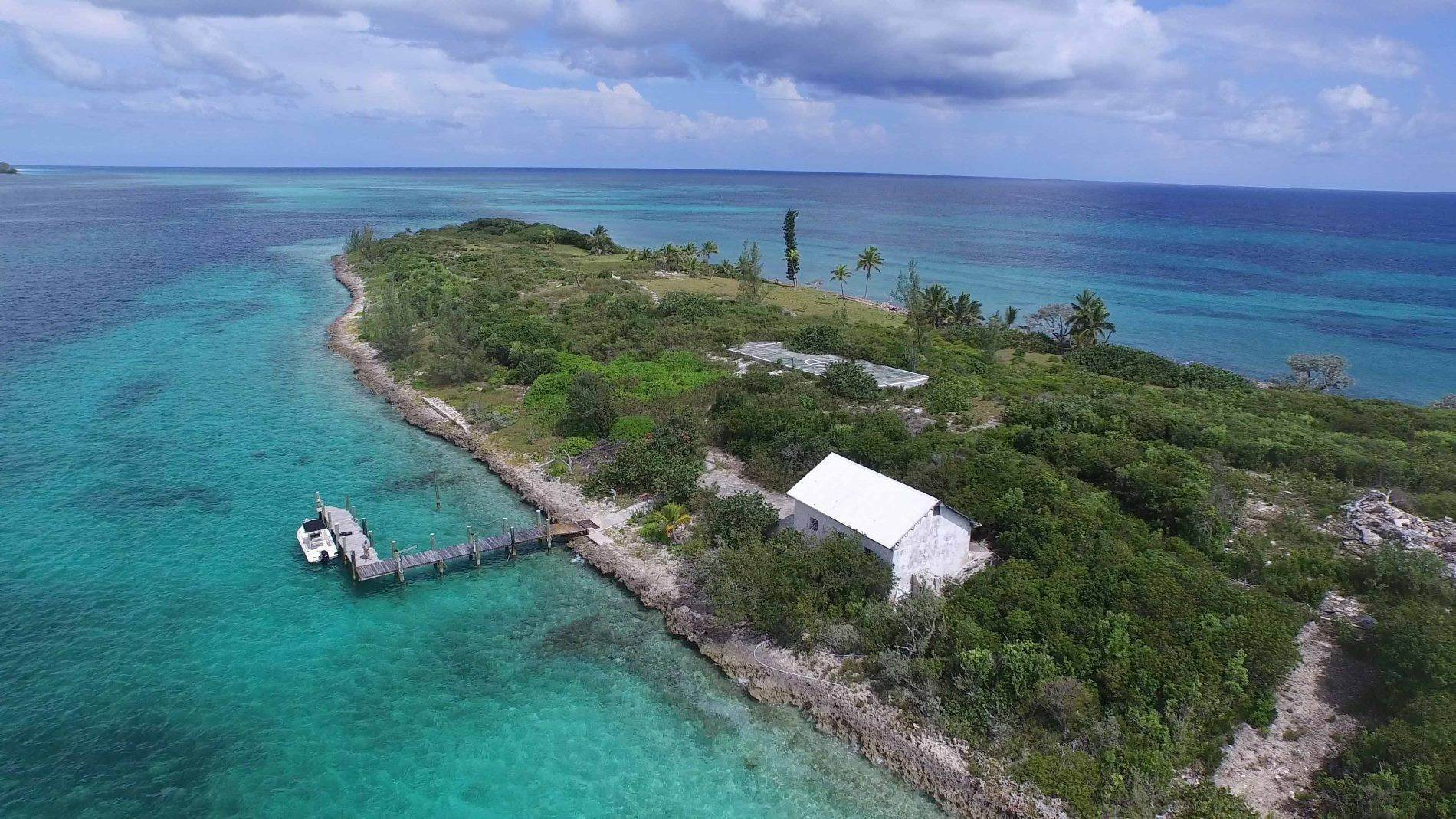 11. Private Islands for Sale at Pierre Island, A Perfect Private Retreat Island Near Harbour Island - MLS 40806 Harbour Island, Eleuthera, Bahamas