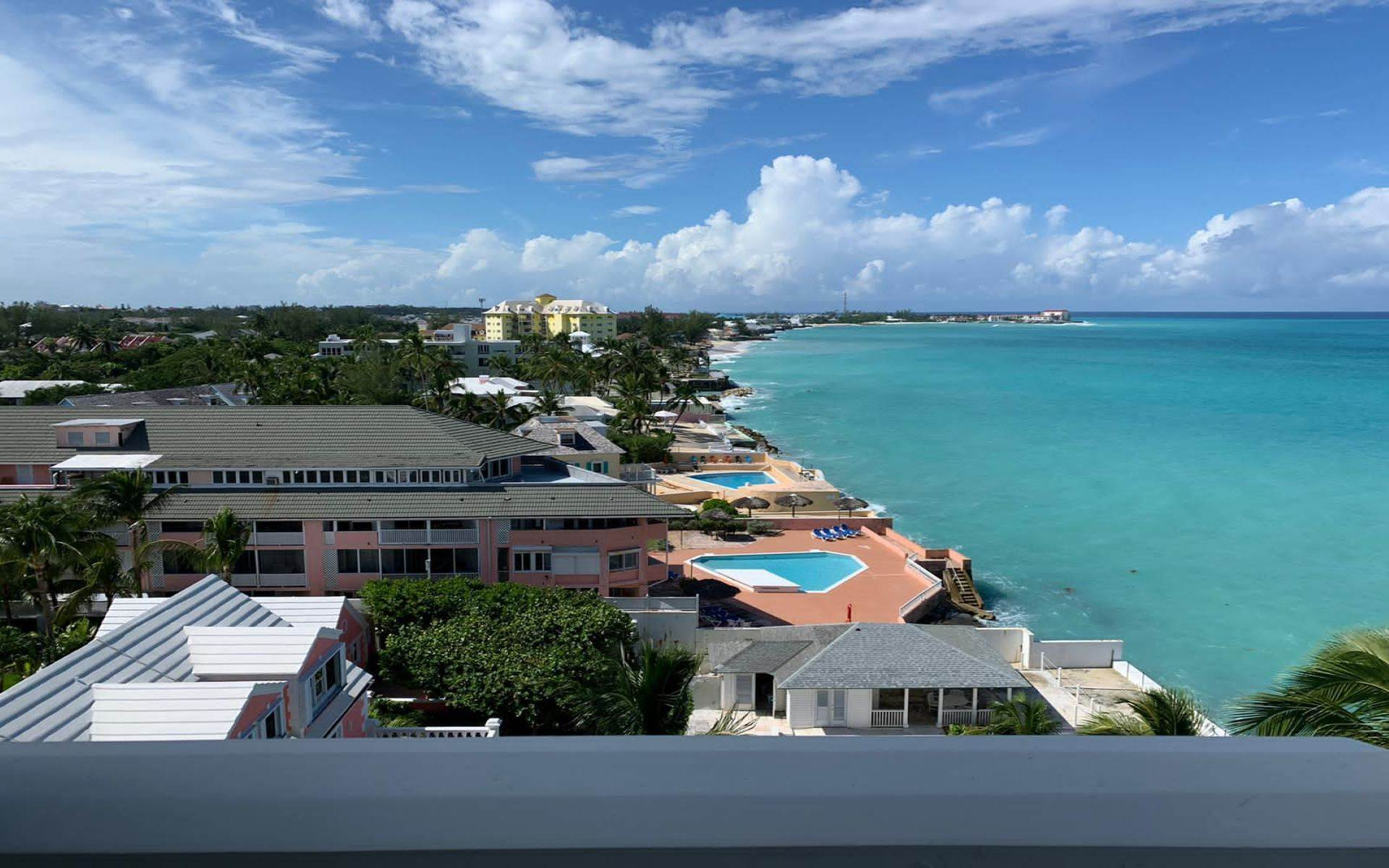 12. Co-op / Condo for Rent at Conchrest Condominium with Exceptional Ocean Views Conchrest, Cable Beach, Nassau And Paradise Island Bahamas