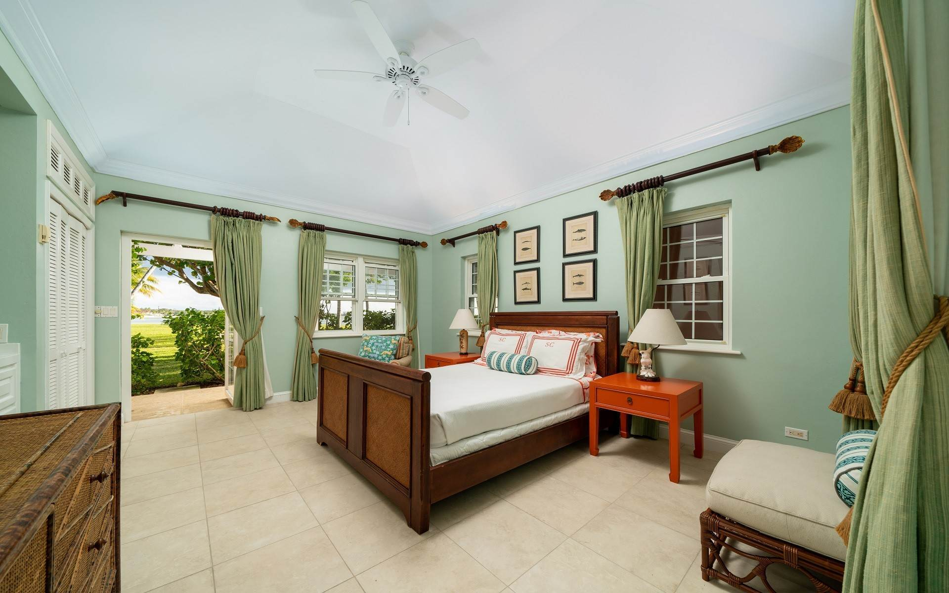 41. Single Family Homes for Rent at Magnificent Lyford Cay Beachfront Estate Lyford Cay, Nassau And Paradise Island, Bahamas