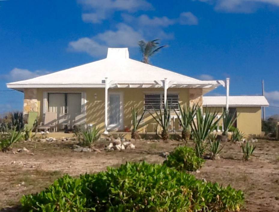 11. Single Family Homes for Sale at Ocean View Home in Columbus Landing # 4 with an extra Lot - MLS 28496 Columbus Landings, San Salvador, Bahamas