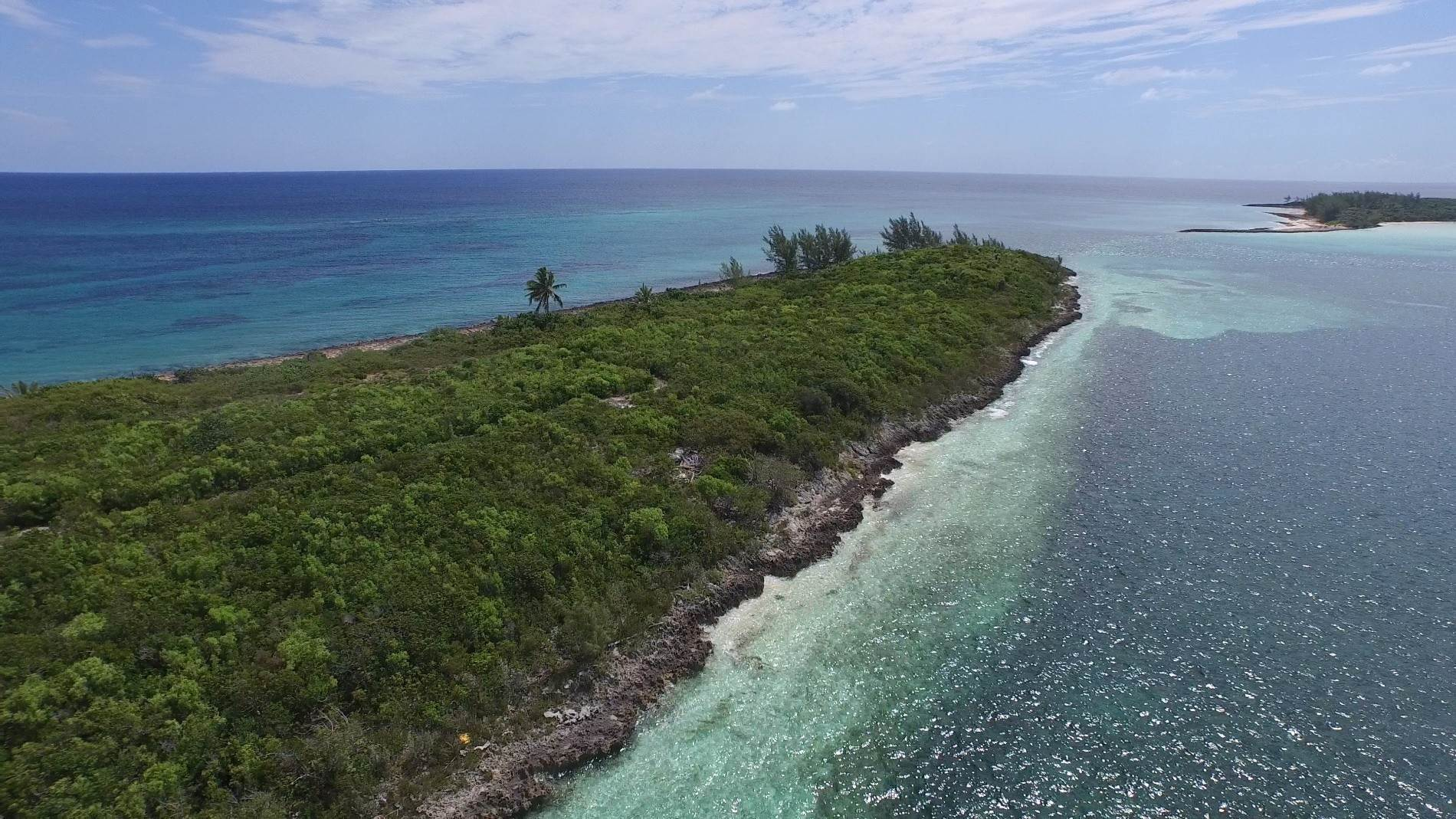 12. Private Islands for Sale at Pierre Island, A Perfect Private Retreat Island Near Harbour Island - MLS 40806 Harbour Island, Eleuthera, Bahamas