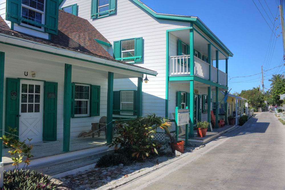11. Single Family Homes for Rent at Charming, Intimate and Conveniently Located in the Heart of Hope Town! Elbow Cay Hope Town, Abaco, Bahamas