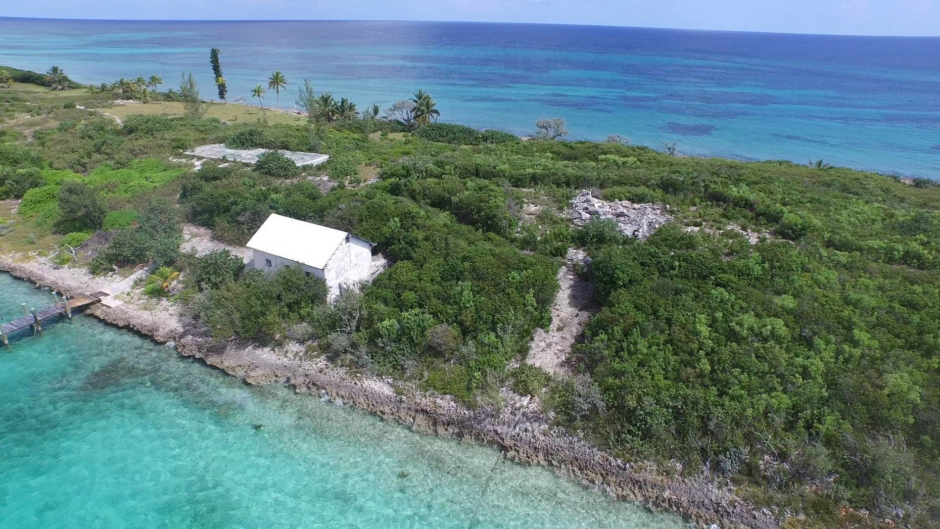 13. Private Islands for Sale at Pierre Island, A Perfect Private Retreat Island Near Harbour Island - MLS 40806 Harbour Island, Eleuthera, Bahamas