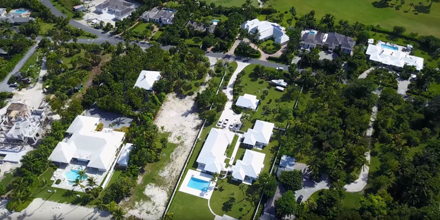 14. Land for Sale at Lyford Cay Beachfront Lot Lyford Cay, Nassau And Paradise Island, Bahamas