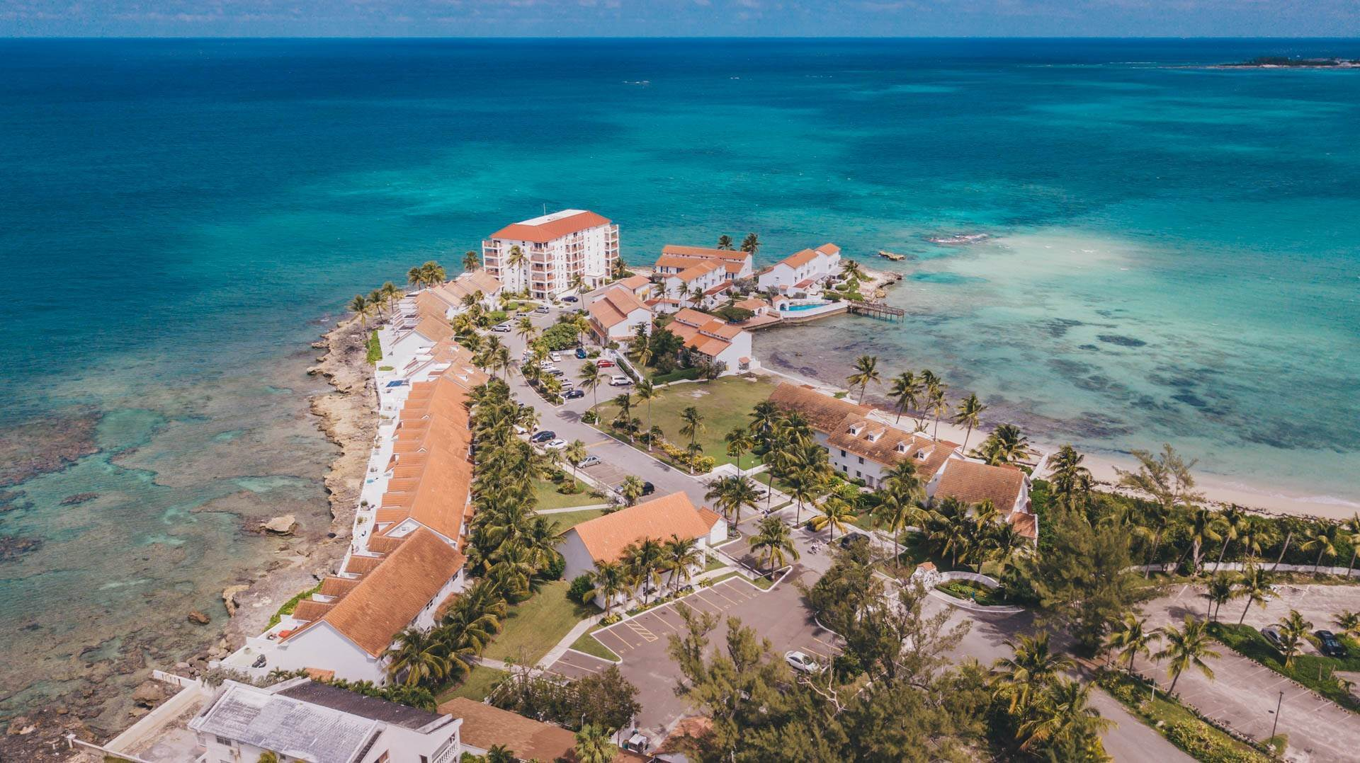 6. Co-op / Condo for Rent at Excellent views from this 2nd floor condo Delaporte Point, Nassau And Paradise Island, Bahamas
