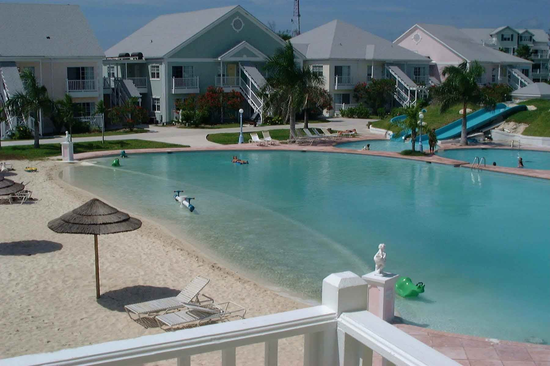 3. Co-op / Condo for Rent at 3 bedroom canalfront Waterfront Apartment with dock in Nebruck House, Sandyport Sandyport, Cable Beach, Nassau And Paradise Island Bahamas