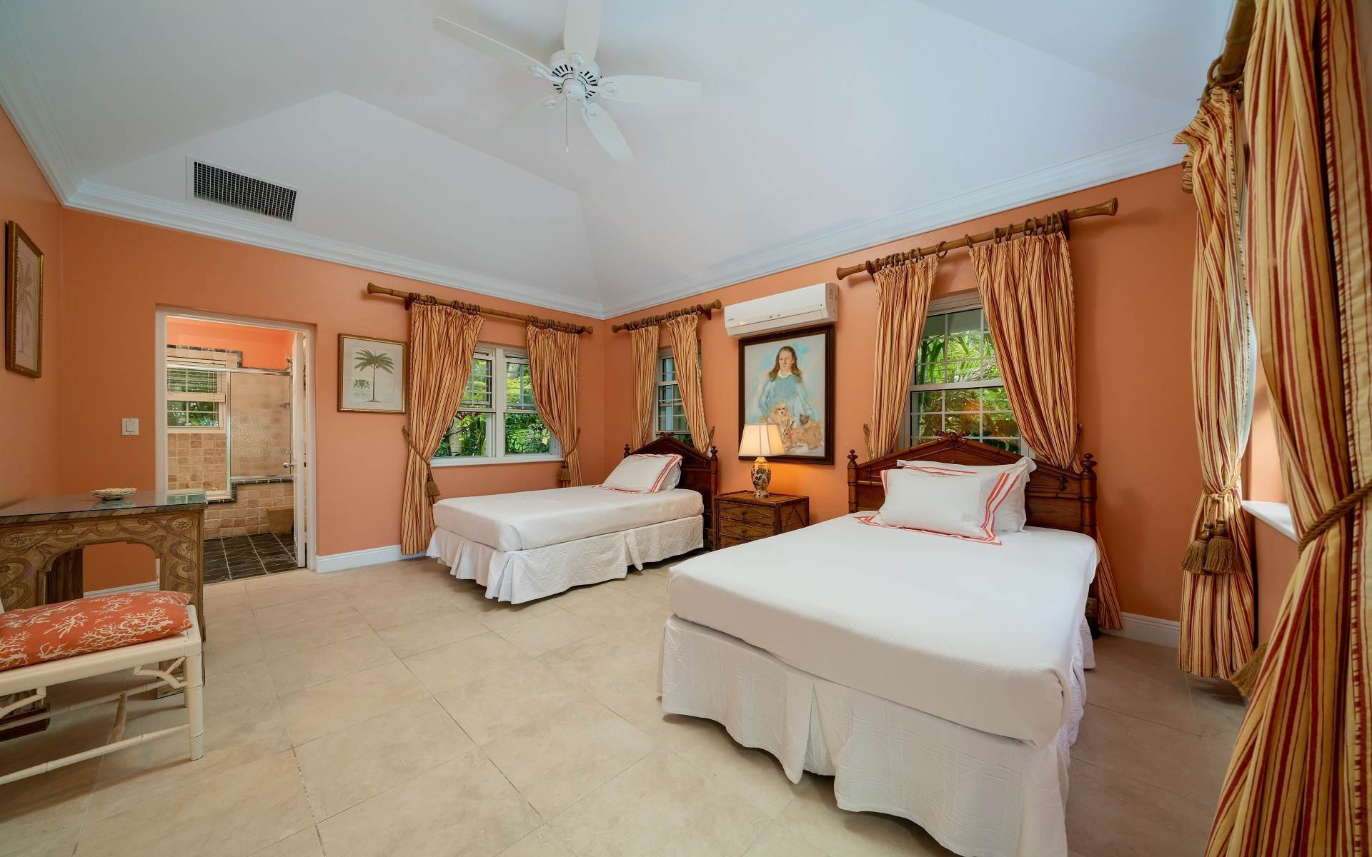 43. Single Family Homes for Rent at Magnificent Lyford Cay Beachfront Estate Lyford Cay, Nassau And Paradise Island, Bahamas