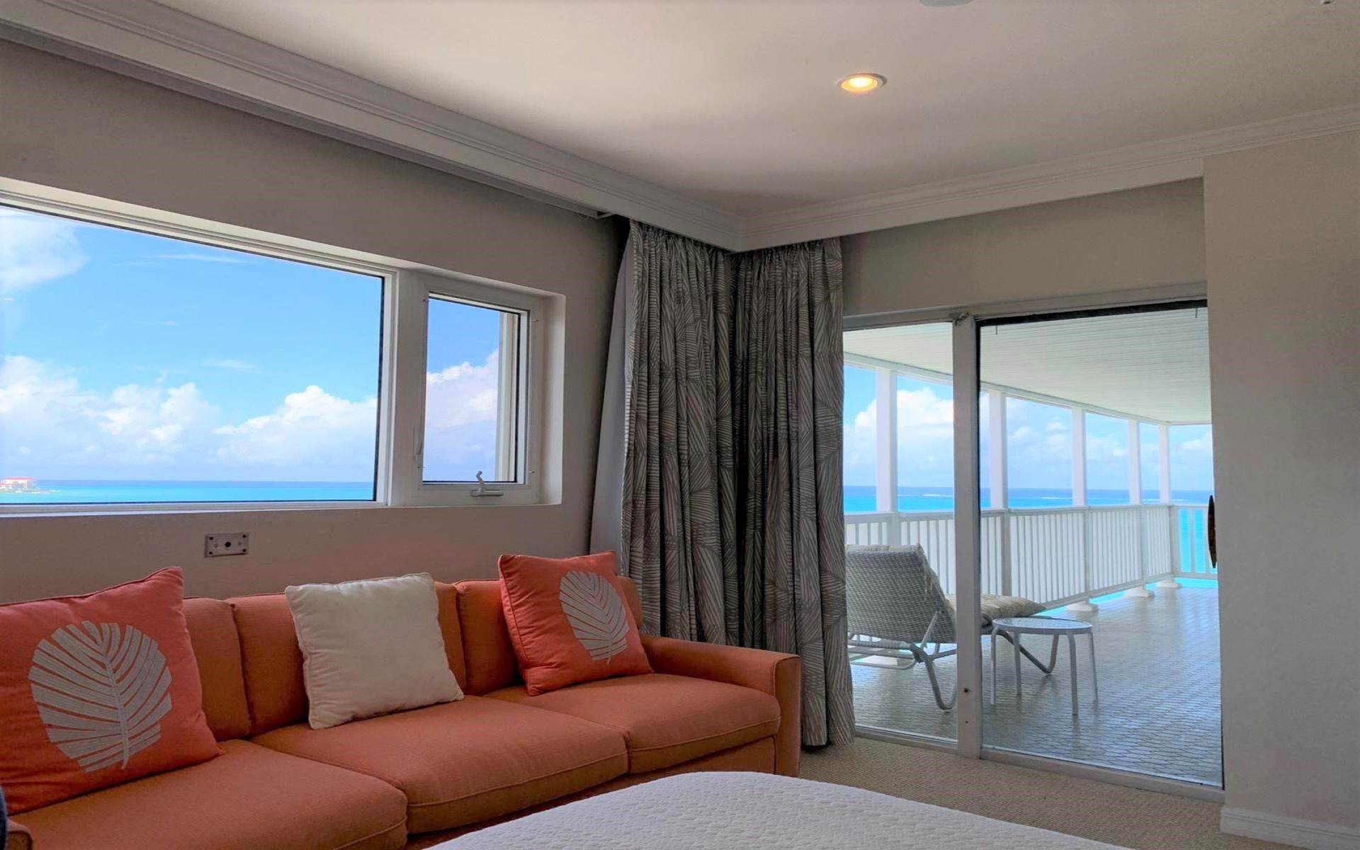 15. Co-op / Condo for Rent at Conchrest Condominium with Exceptional Ocean Views Conchrest, Cable Beach, Nassau And Paradise Island Bahamas