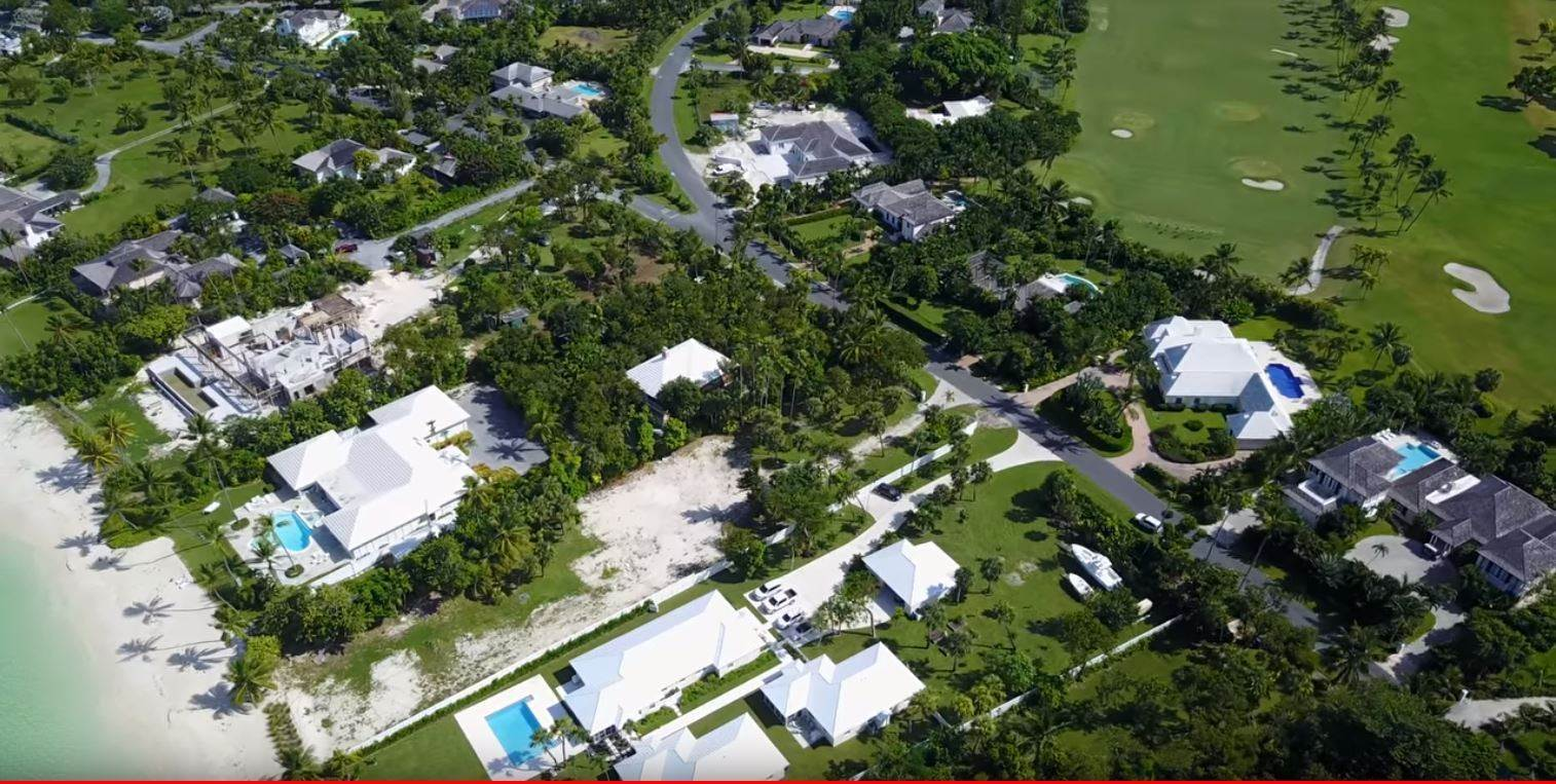 15. Land for Sale at Lyford Cay Beachfront Lot Lyford Cay, Nassau And Paradise Island, Bahamas