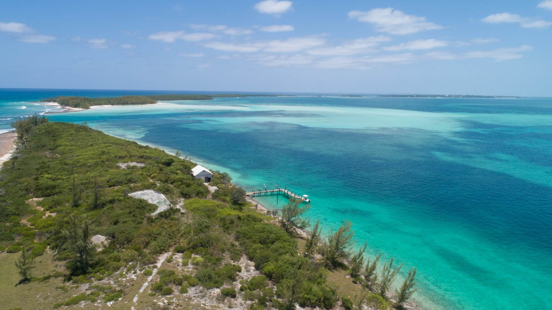 15. Private Islands for Sale at Pierre Island, A Perfect Private Retreat Island Near Harbour Island - MLS 40806 Harbour Island, Eleuthera, Bahamas