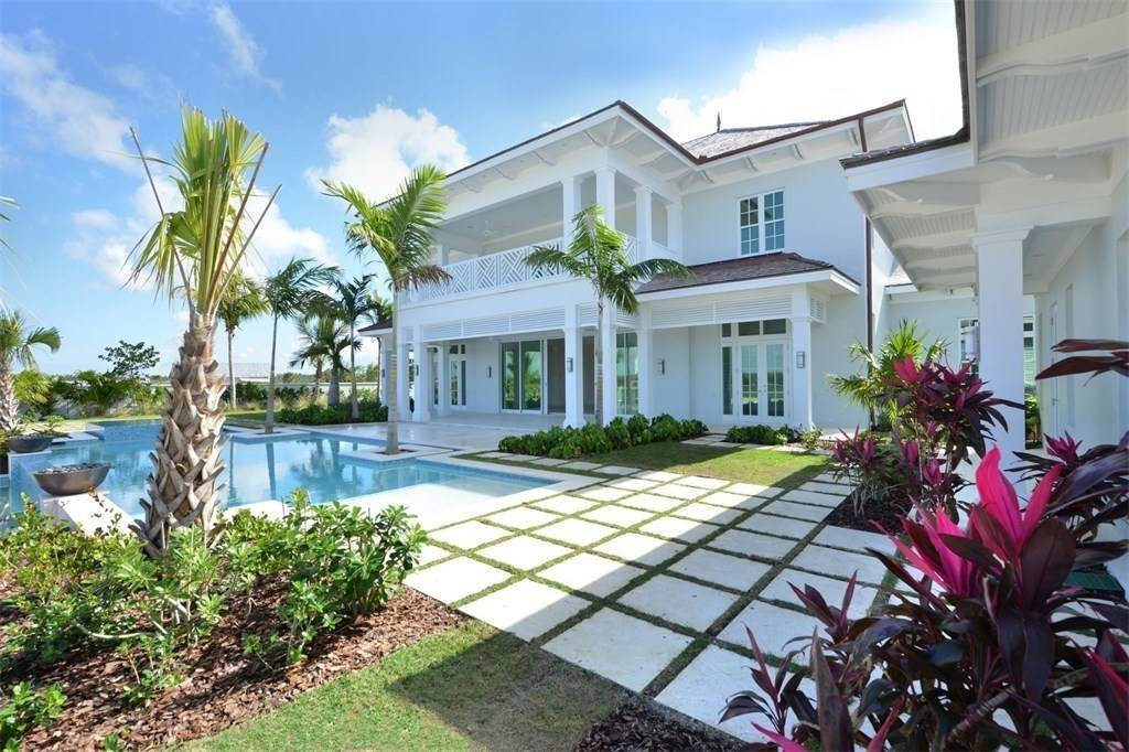 17. Single Family Homes for Sale at Immaculate Albany Golf Course Residence Albany, Nassau And Paradise Island, Bahamas