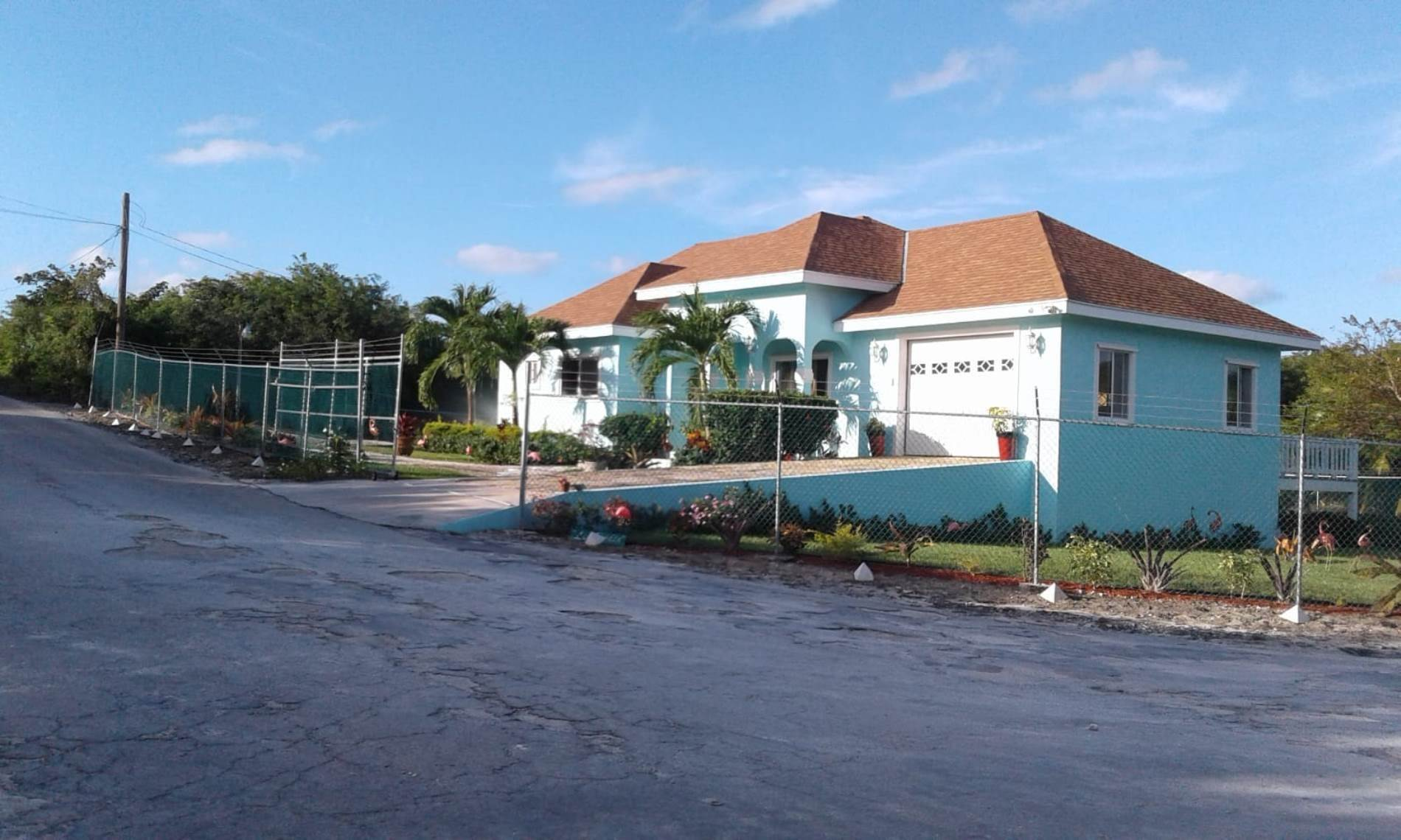 18. Single Family Homes for Sale at Unfinished House for Sale Near Jolly Hall Beach - MLS 35899 Bahama Sound, Exuma, Bahamas