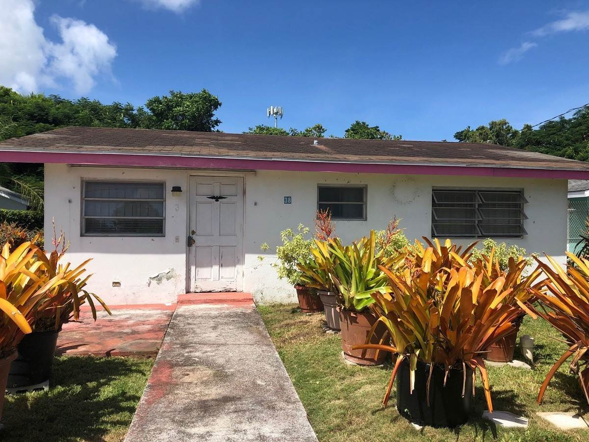 13. Single Family Homes for Sale at #35 Little Blair Estates Residence - MLS 42226 Blair Estates, Eastern Road, Nassau And Paradise Island Bahamas