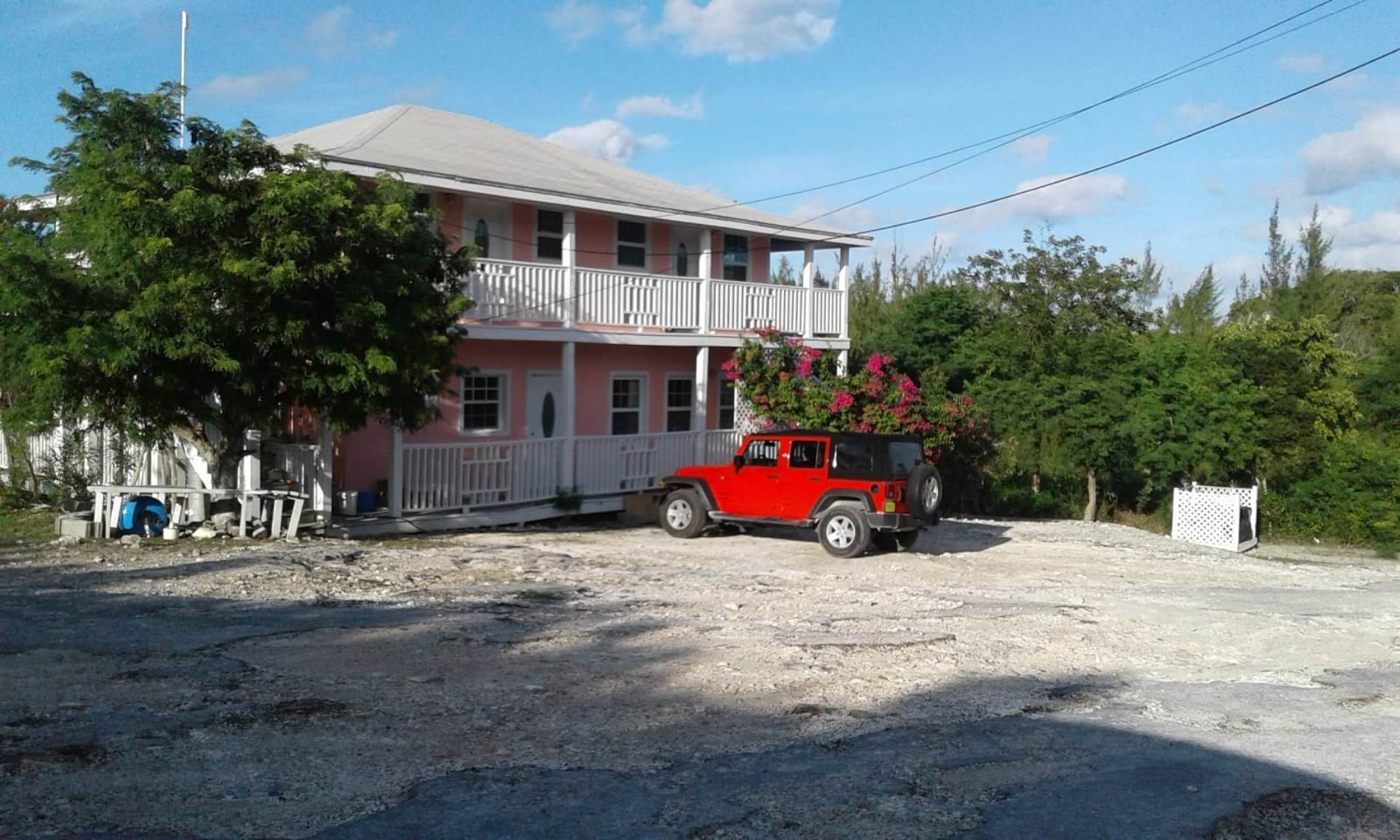 19. Single Family Homes for Sale at Unfinished House for Sale Near Jolly Hall Beach - MLS 35899 Bahama Sound, Exuma, Bahamas