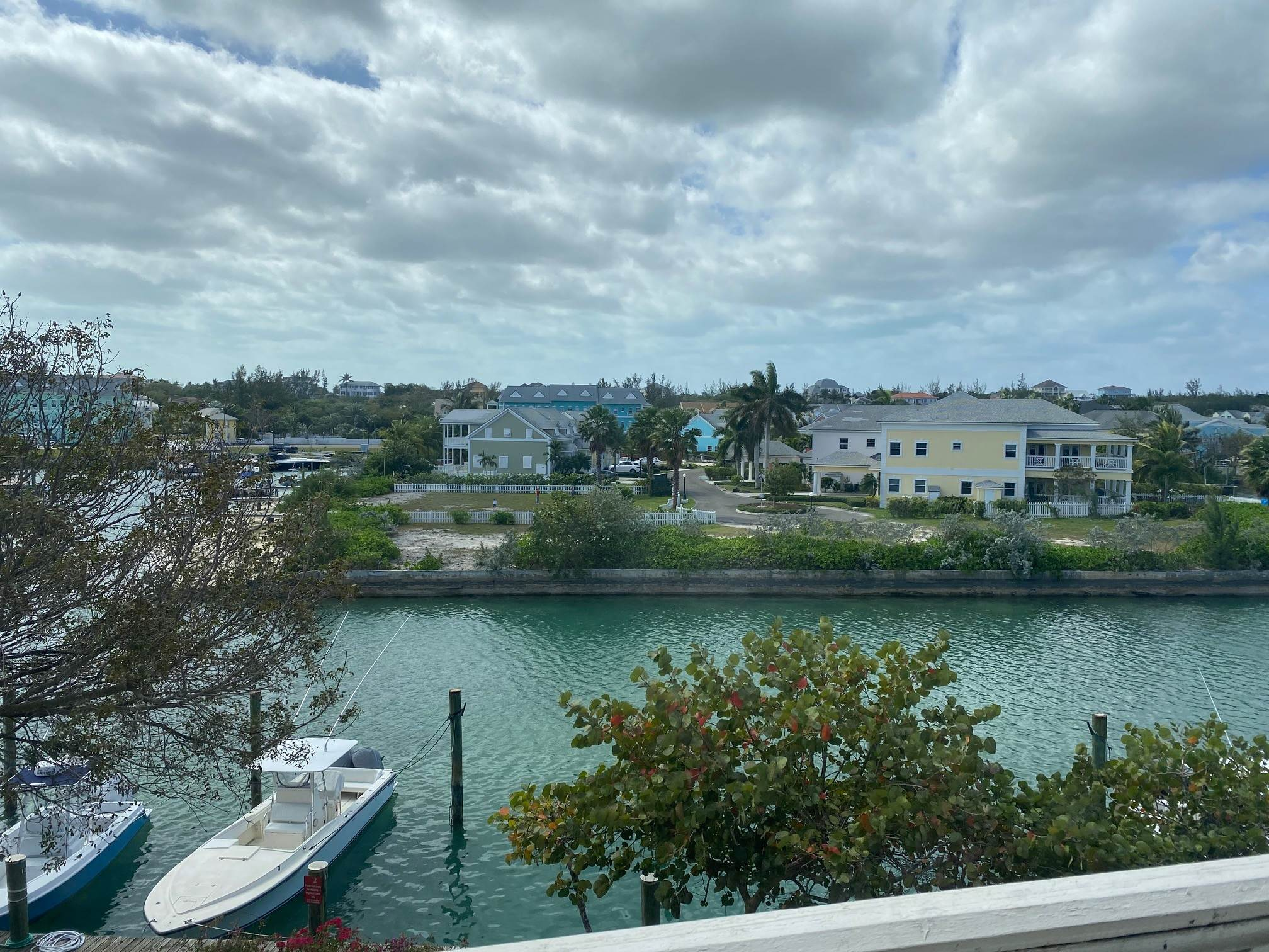 8. Co-op / Condo for Rent at 3 bedroom canalfront Waterfront Apartment with dock in Nebruck House, Sandyport Sandyport, Cable Beach, Nassau And Paradise Island Bahamas