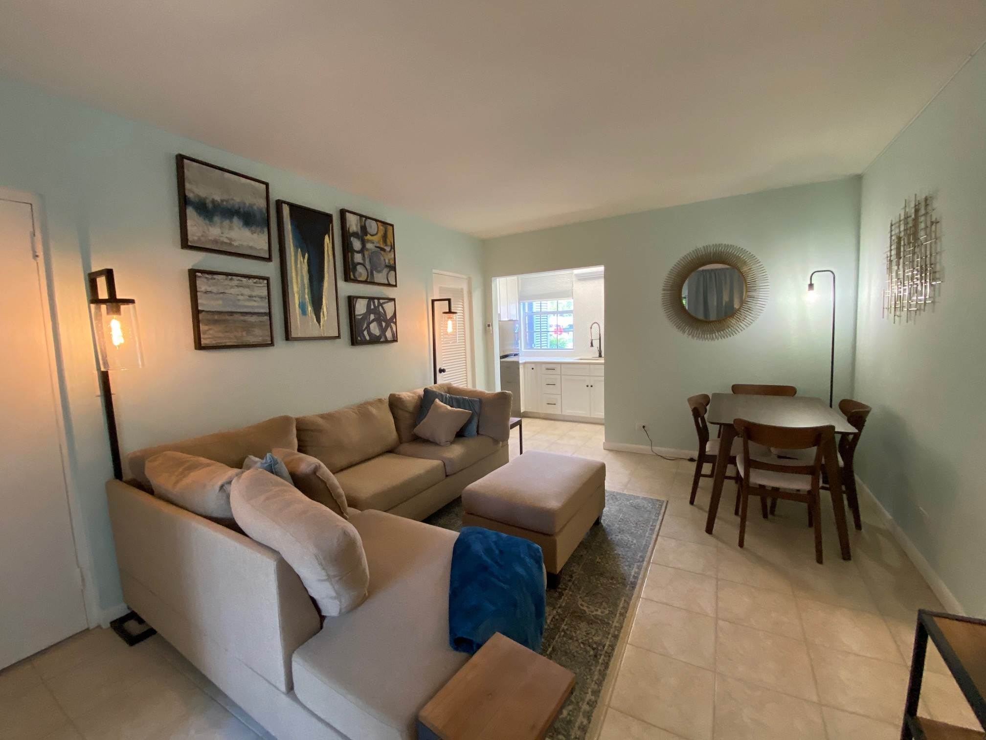 5. Co-op / Condo for Rent at Garden view renovated condo in the heart of Cable Beach Cable Beach, Nassau And Paradise Island, Bahamas