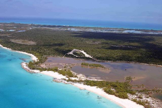 3. Single Family Homes for Sale at Off-the-Grid Showpiece Retreat Cat Island, Bahamas