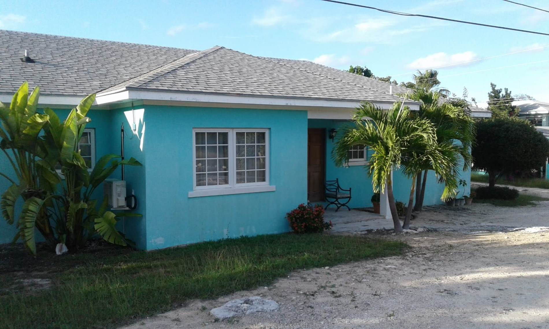 20. Single Family Homes for Sale at Unfinished House for Sale Near Jolly Hall Beach - MLS 35899 Bahama Sound, Exuma, Bahamas