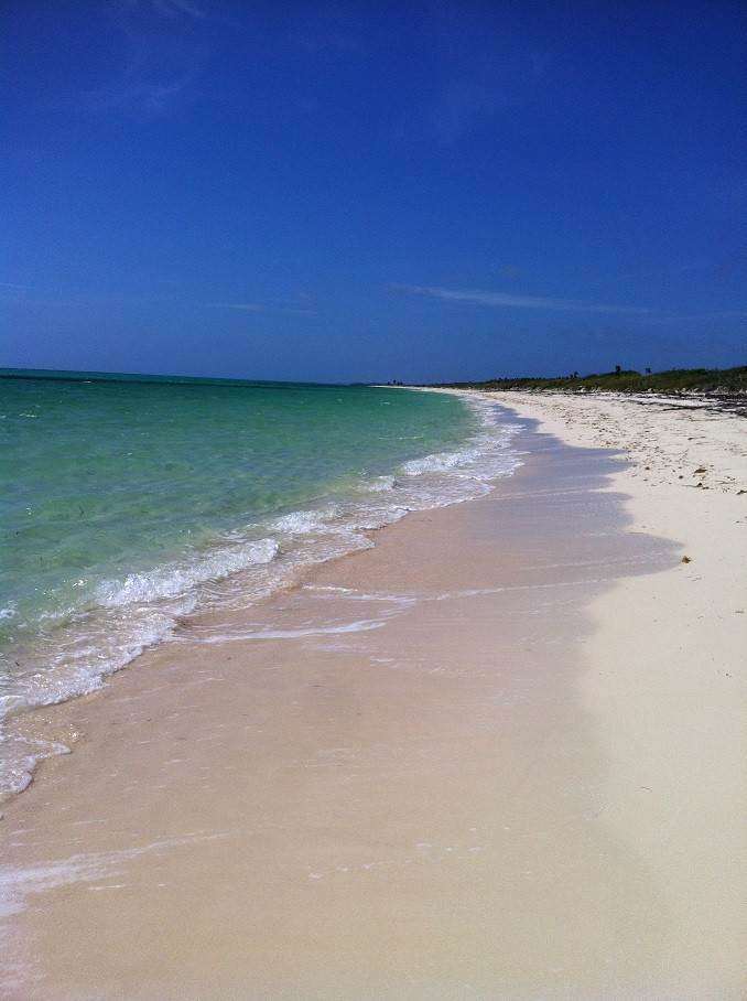 2. Land for Sale at Huge Lot near Amazing Beach on Lovely Acklins Island - MLS 38112 Acklins Island, Bahamas