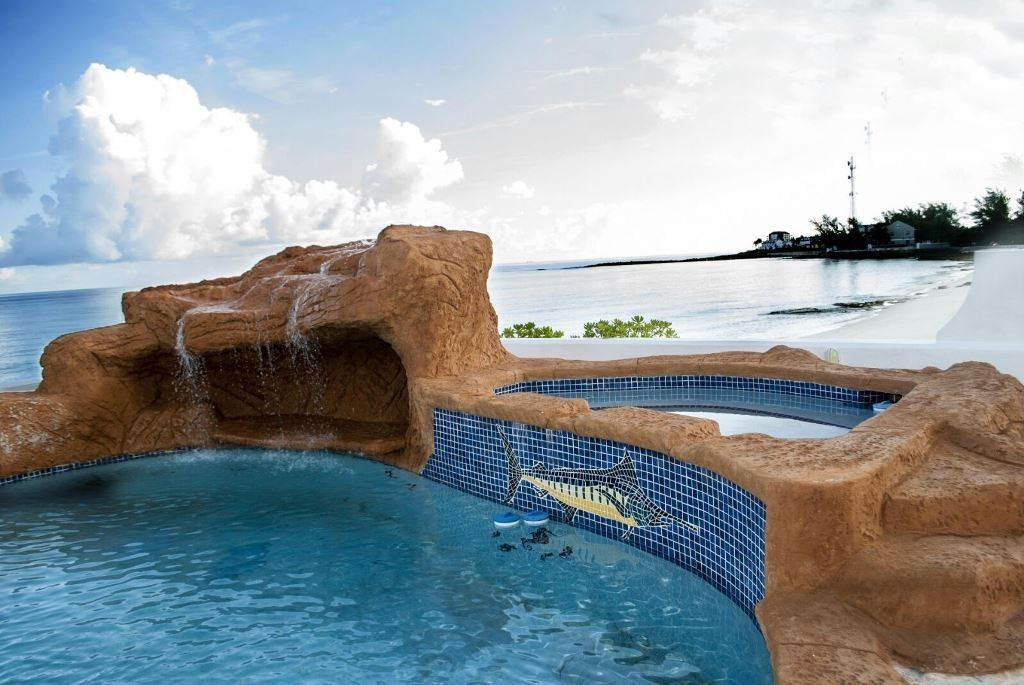 2. Single Family Homes for Rent at Seaside Castle, West Bay Street West Bay Street, Nassau And Paradise Island, Bahamas
