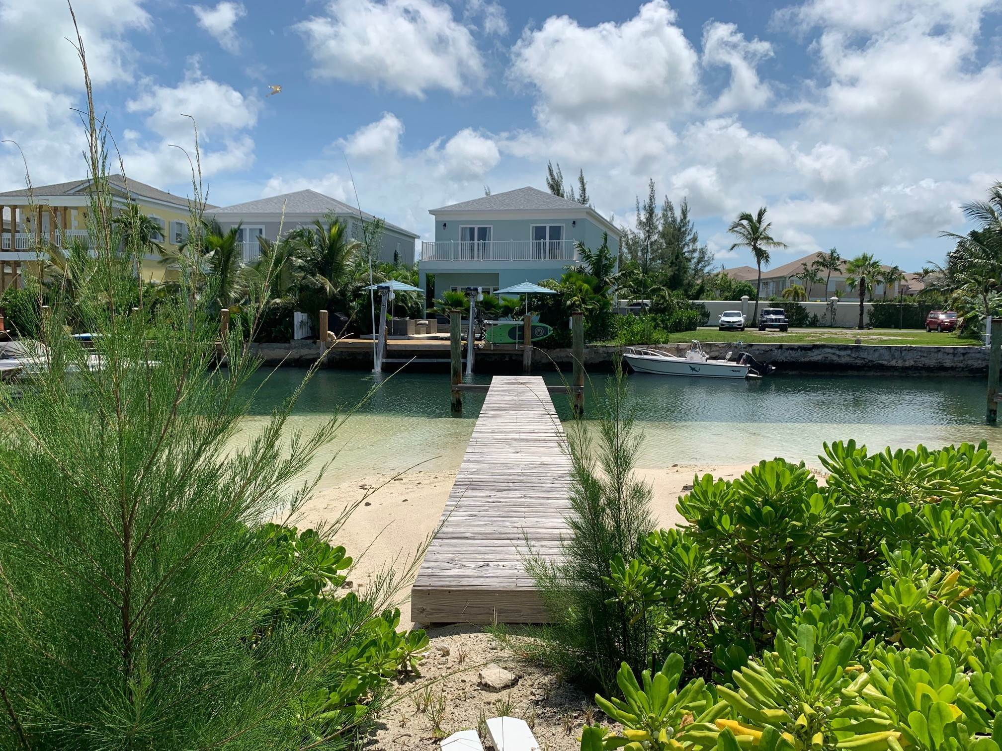 2. Land for Sale at Canal Beachfront Lot In Sandyport - MLS 39207 Sandyport, Cable Beach, Nassau And Paradise Island Bahamas