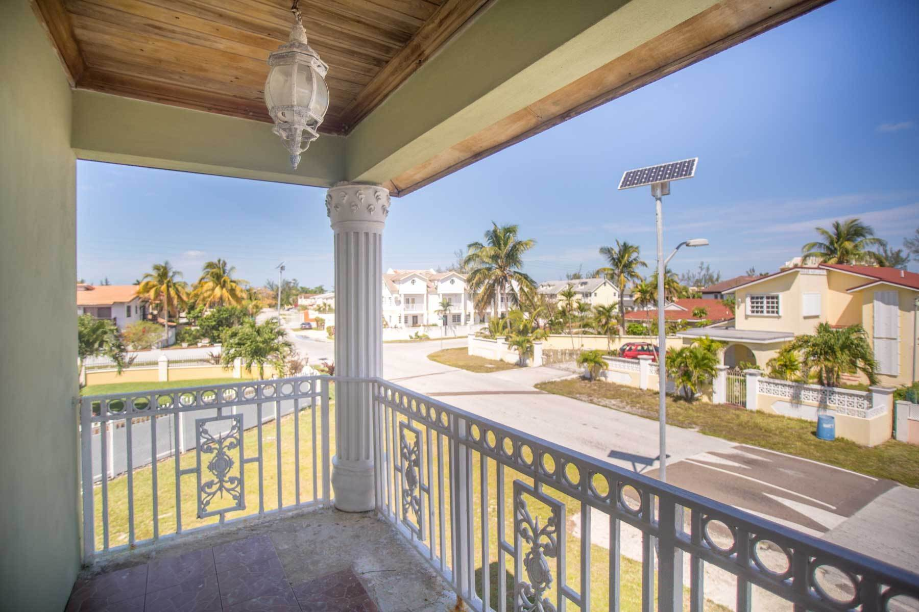 13. Single Family Homes por un Alquiler en Colonial West Two Storey Home for Rent - MLS 42280 Cable Beach, Nueva Providencia / Nassau, Bahamas