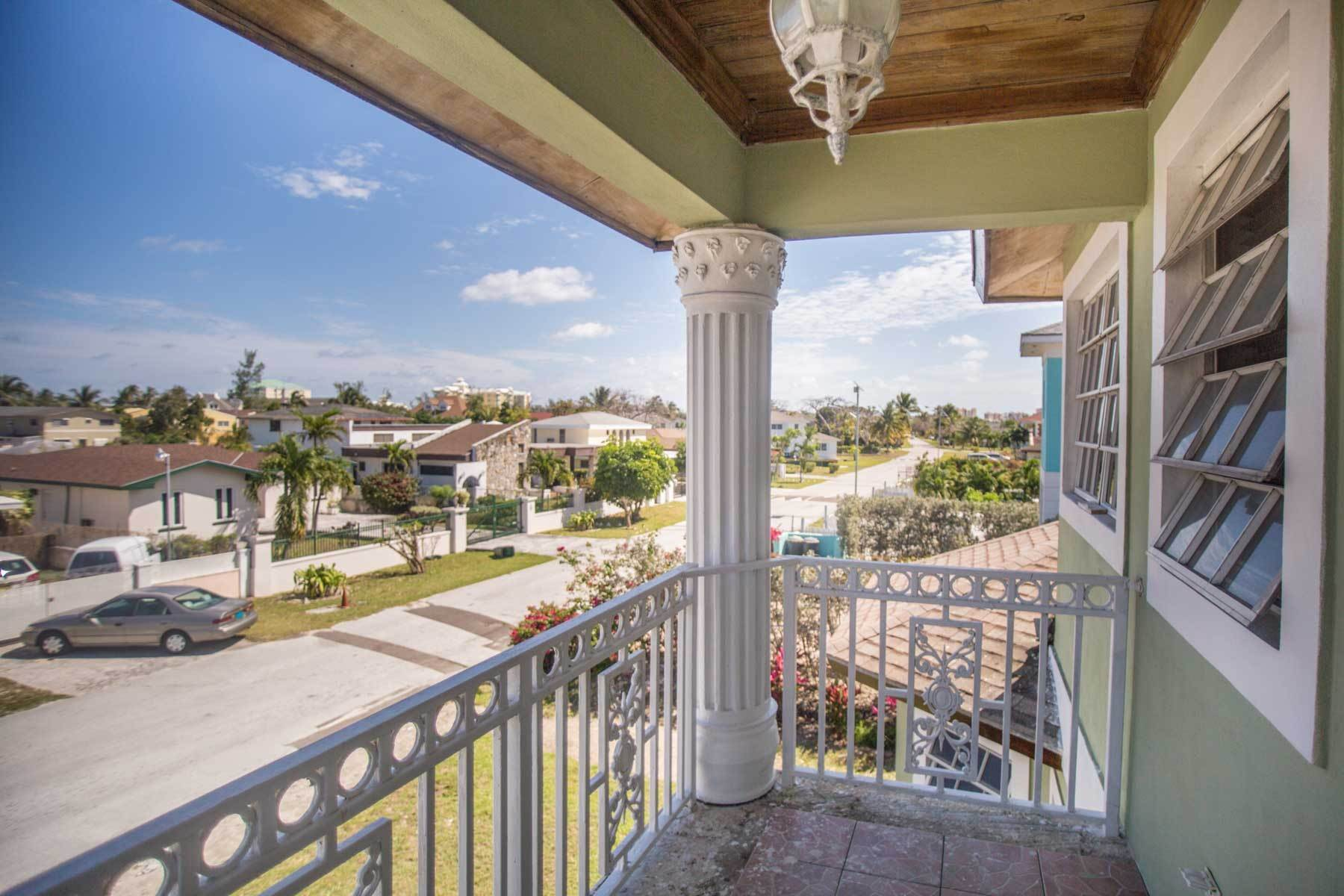 14. Single Family Homes por un Alquiler en Colonial West Two Storey Home for Rent - MLS 42280 Cable Beach, Nueva Providencia / Nassau, Bahamas