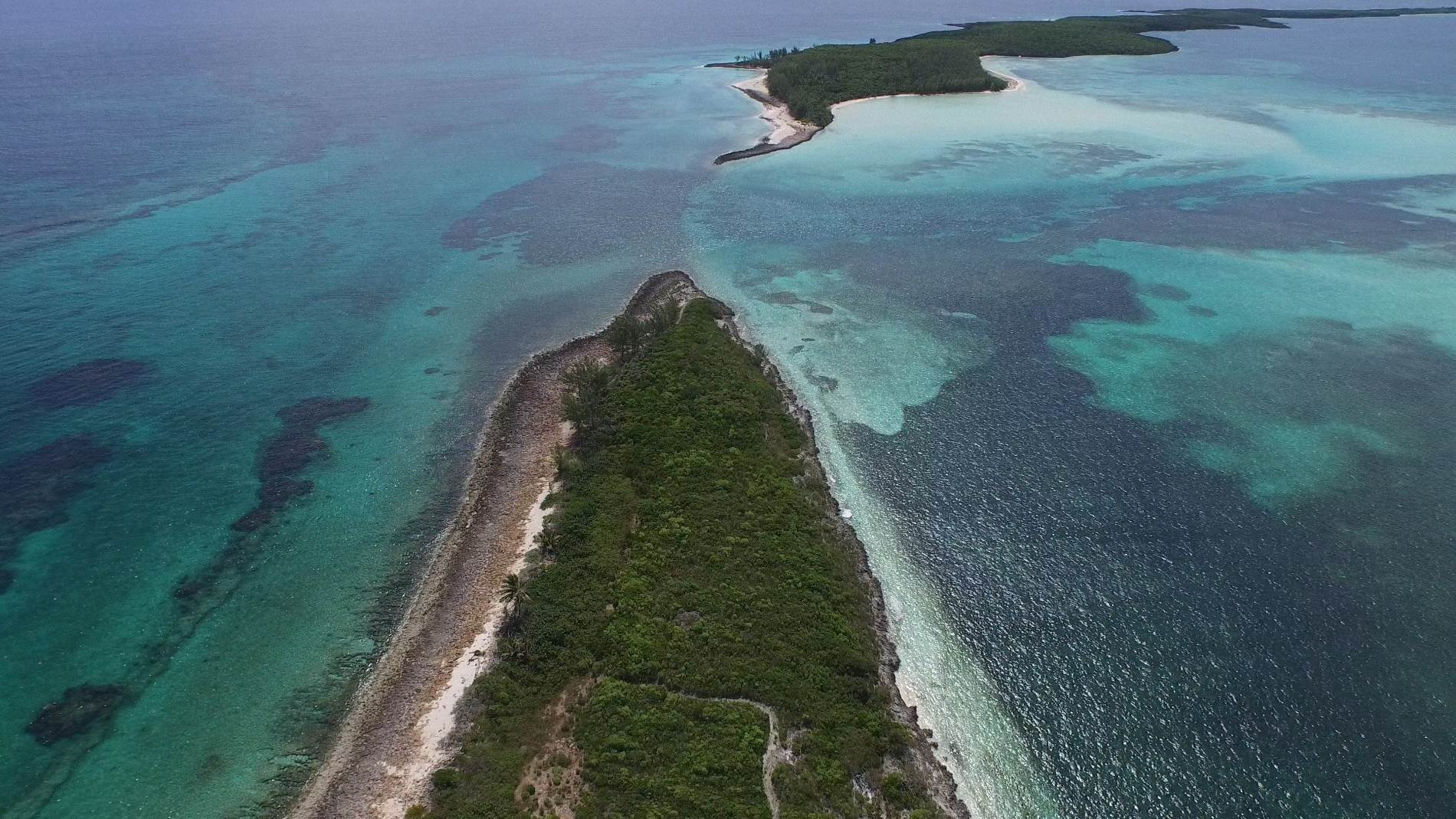 23. Private Islands for Sale at Pierre Island, A Perfect Private Retreat Island Near Harbour Island - MLS 40806 Harbour Island, Eleuthera, Bahamas