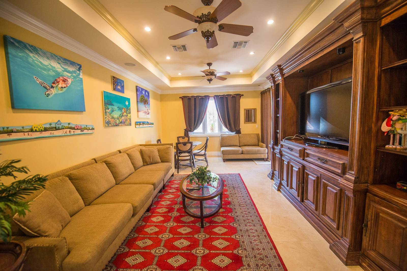 16. Single Family Homes for Sale at Exclusive Oceanside Eastern Jewel - Casa Al Mare - MLS 43222 Eastern Road, Nassau And Paradise Island, Bahamas