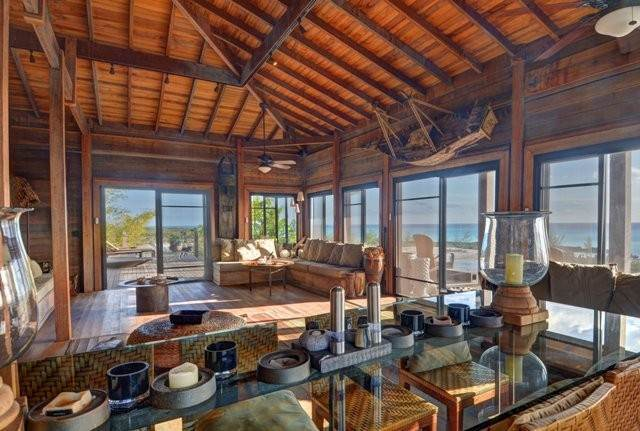 11. Single Family Homes for Sale at Off-the-Grid Showpiece Retreat Cat Island, Bahamas