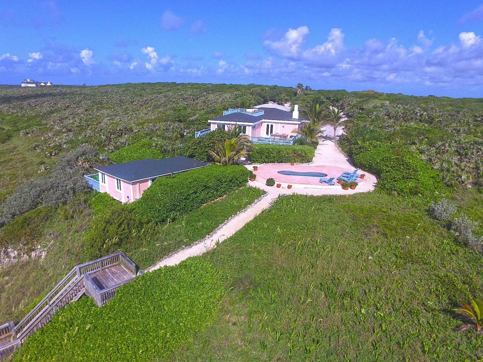 27. Single Family Homes for Sale at Walking Stick, a 2.2.Acre Atlantic Estate at The Abaco Club on Winding Bay MLS-27717 Winding Bay, Abaco, Bahamas