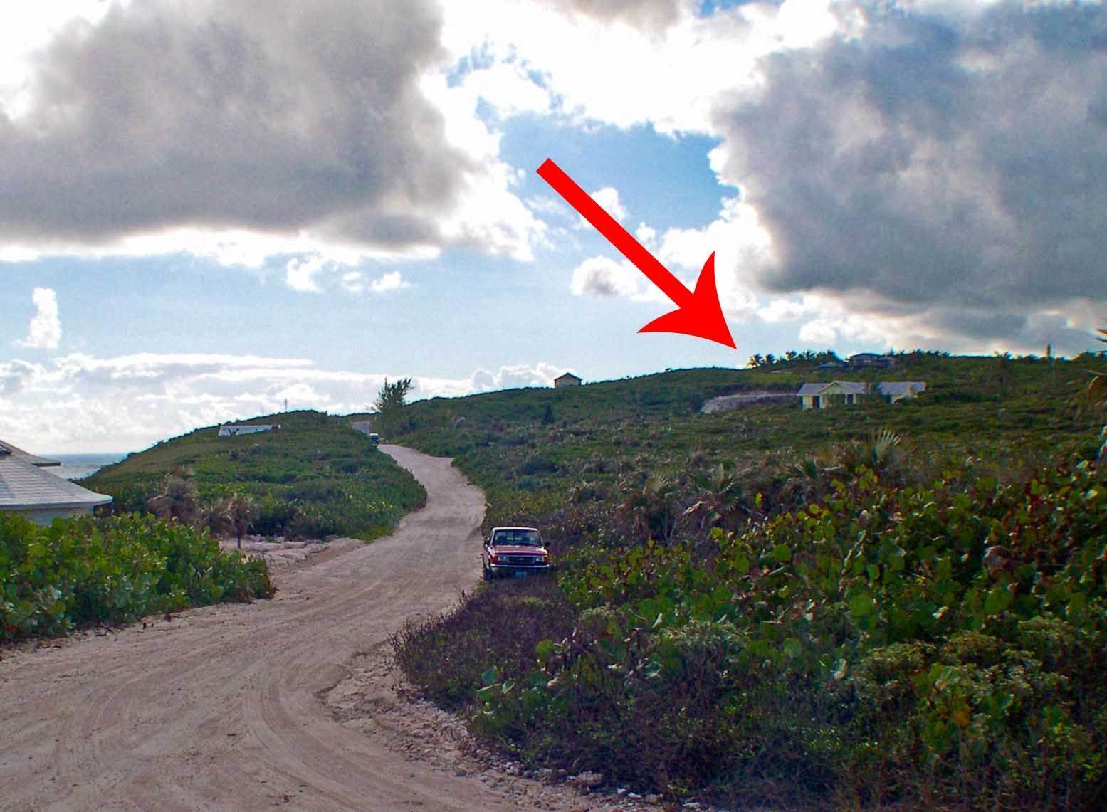 3. Land for Sale at Fantastic Hilltop - Near the Port St. George Development Stella Maris, Long Island, Bahamas