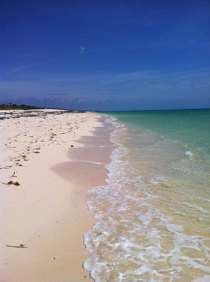 3. Land for Sale at Huge Lot near Amazing Beach on Lovely Acklins Island - MLS 38112 Acklins Island, Bahamas