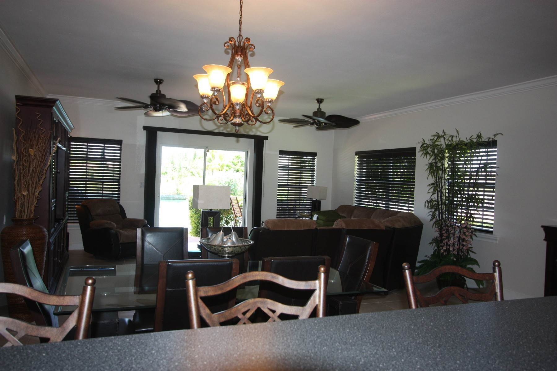 3. Co-op / Condo for Sale at Beautiful and Secure Canal Front Town House - The Hamptons Bahamia Marina, Freeport And Grand Bahama, Bahamas