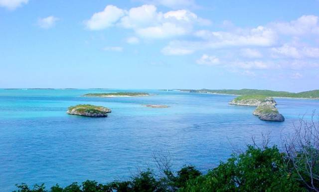 3. Private Islands for Sale at Enchanting Private Island Exuma, Bahamas