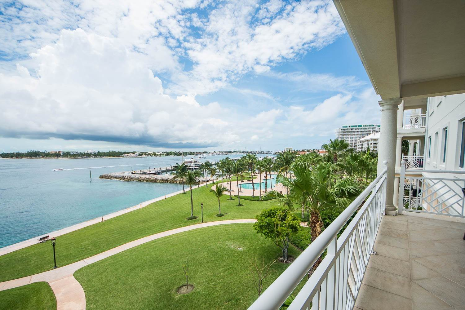 3. Co-op / Condo for Rent at Opulent Apartment in the Ocean Club Residences Ocean Club Residences and Marina, Paradise Island, Nassau And Paradise Island Bahamas